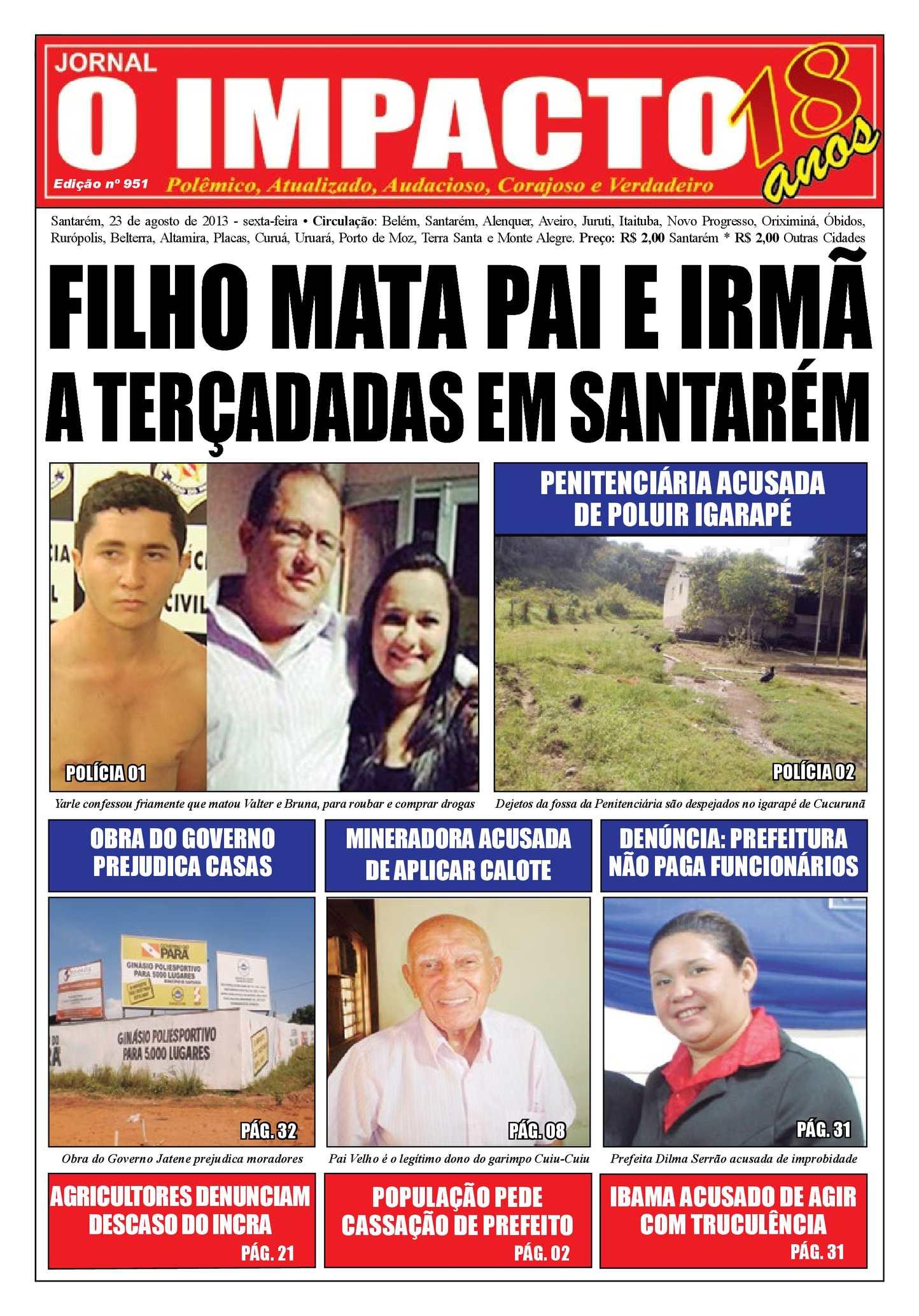 4ddf90c0fb9 Calaméo - Jornal O Impacto Ed. 951