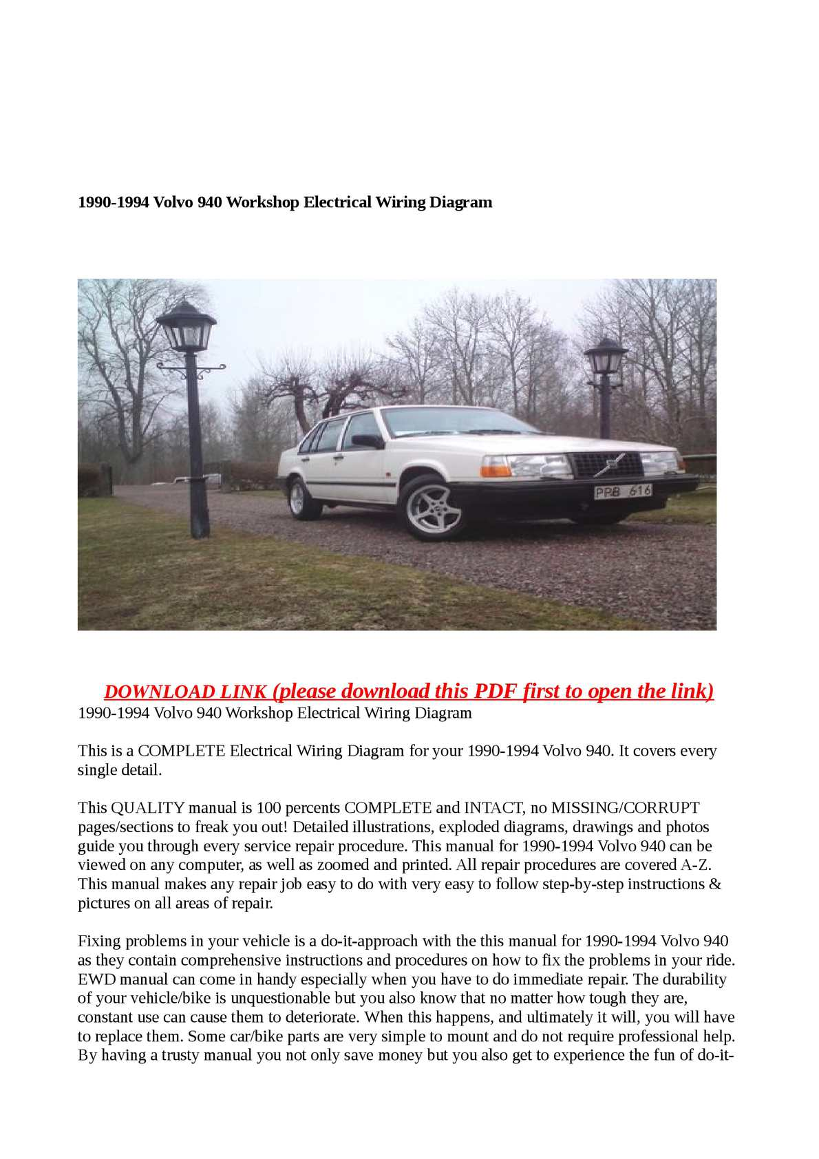 File  1990 Pontiac Bonneville Wiring Diagram