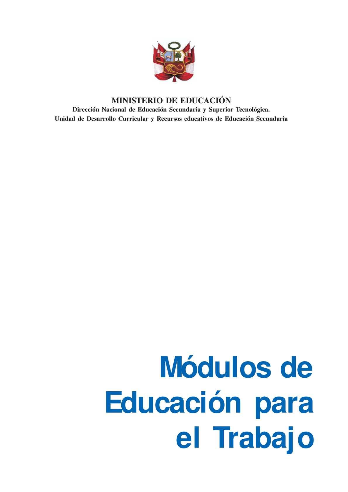 Calaméo Modulos