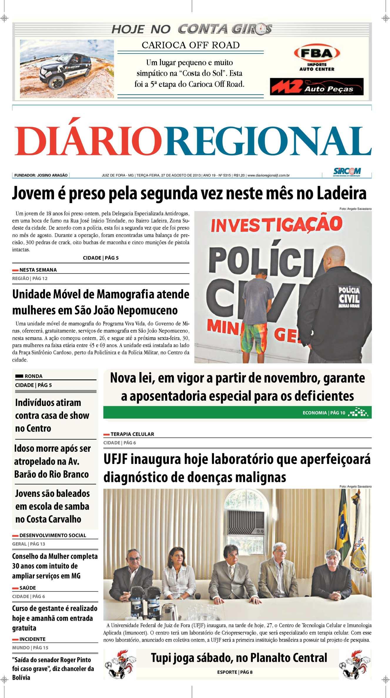 Calaméo - Edição 27 08 2013 e98616f2d5637