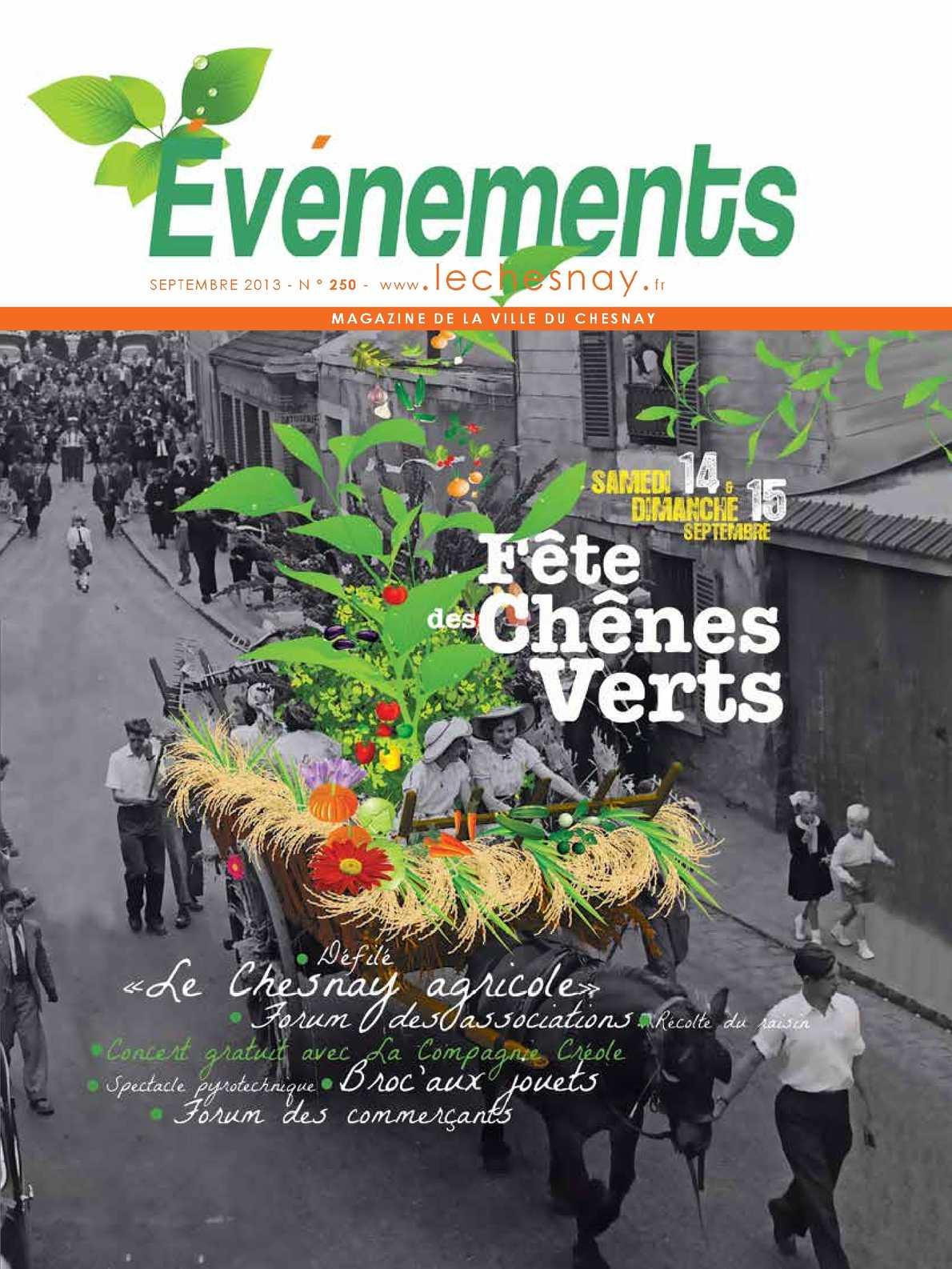 Le Rendez Vous Enchanté Le Chesnay calaméo - evènements n° 250