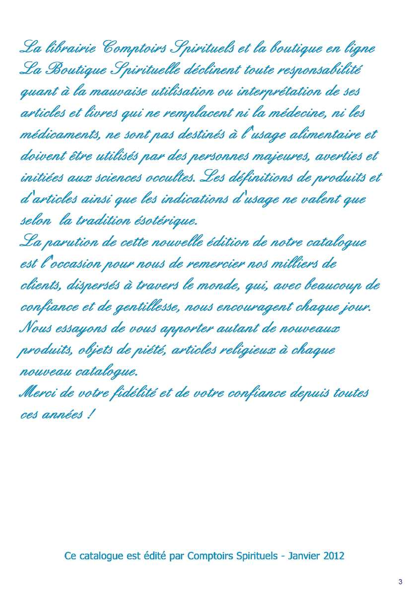 Catalogue Comptoirs Spirituels Calameo Downloader