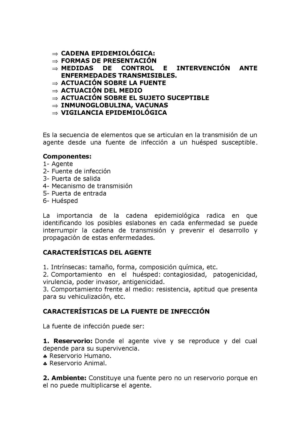 Calaméo - CADENA EPIDEMIOLÓGICA e8319123187