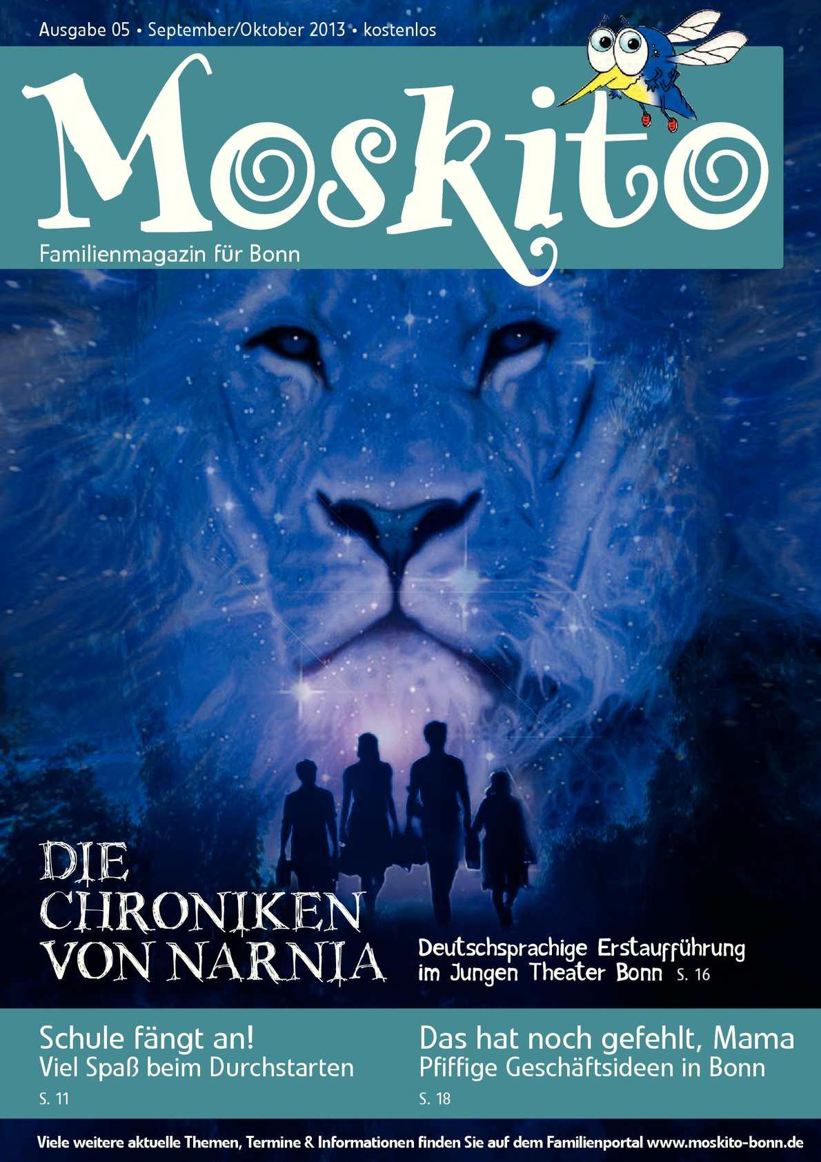 Calameo Moskito Familienmagazin September Oktober 2013