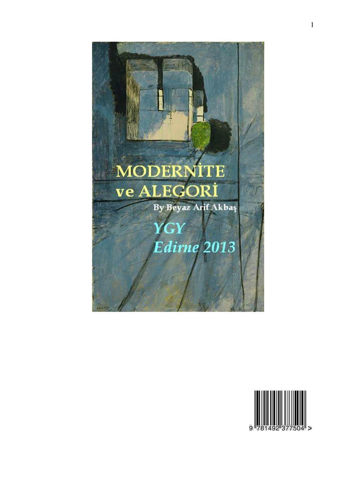 Alegori. Konseptin örnekleri ve yorumu
