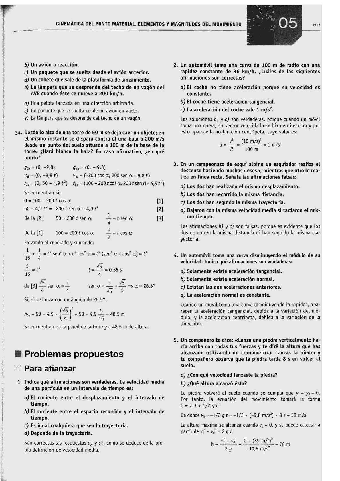 Calaméo Solucionario Tema 5