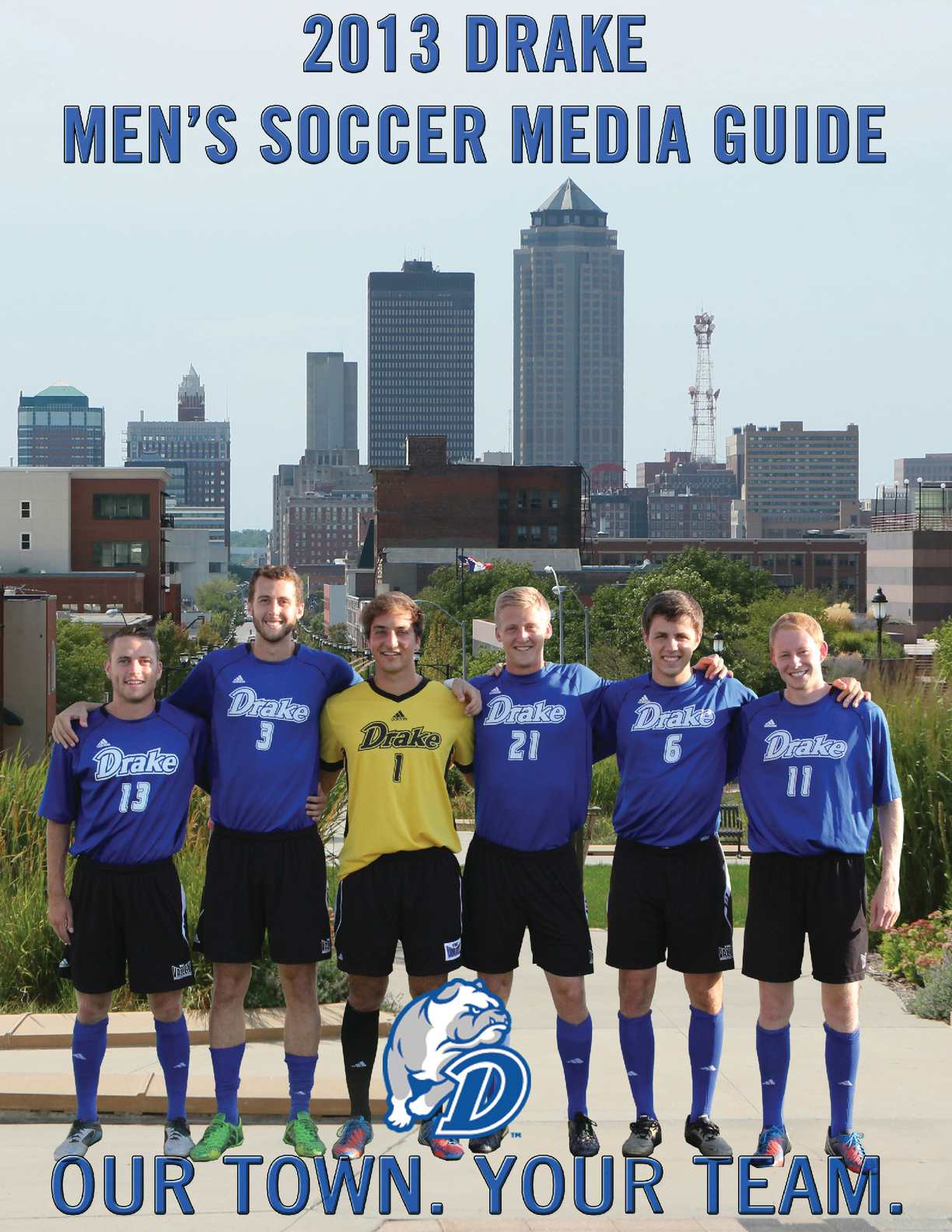 Calaméo - 2013 Drake Men s Soccer Media Guide d0ea6e4be