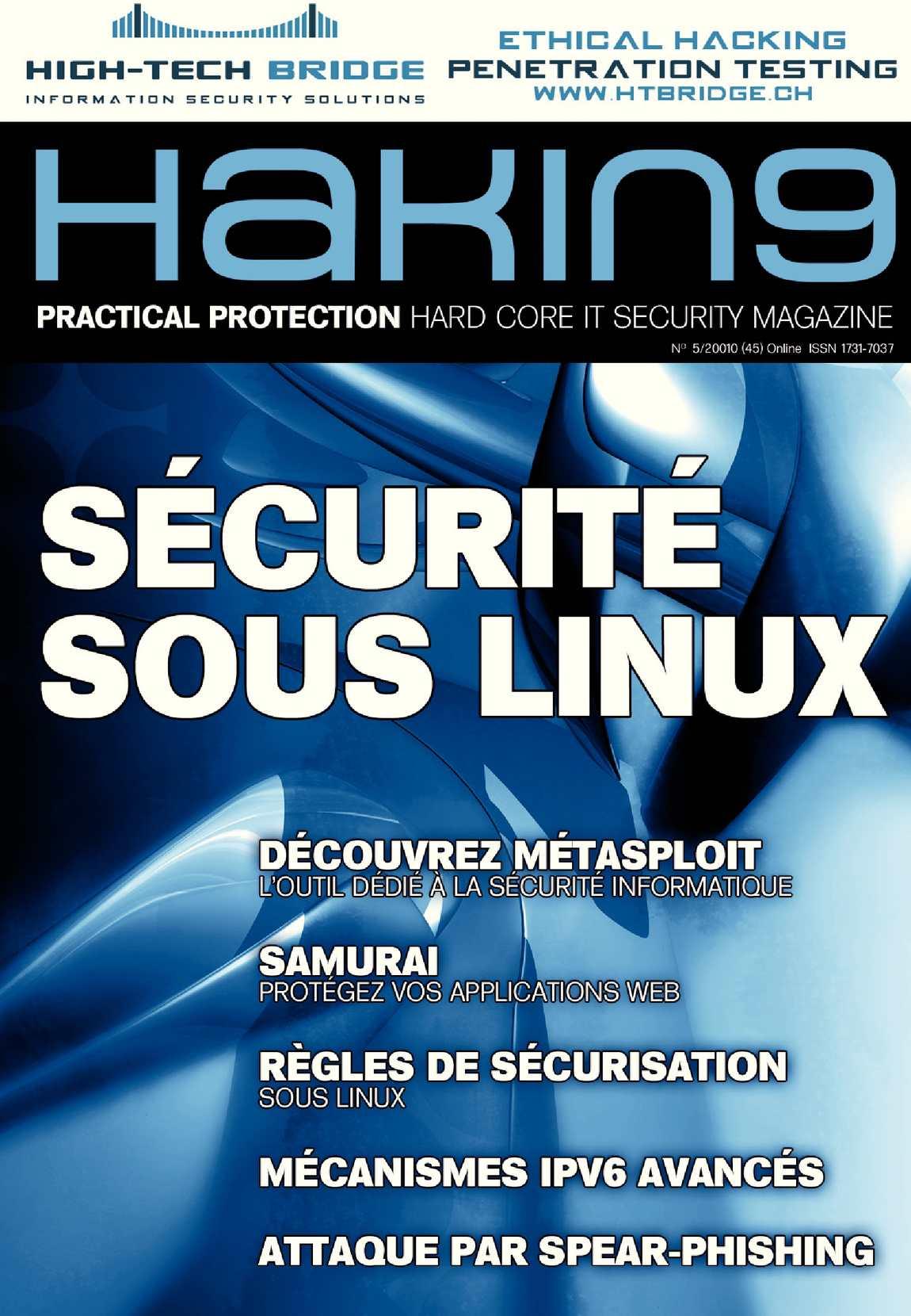 Mag - securite sous linux