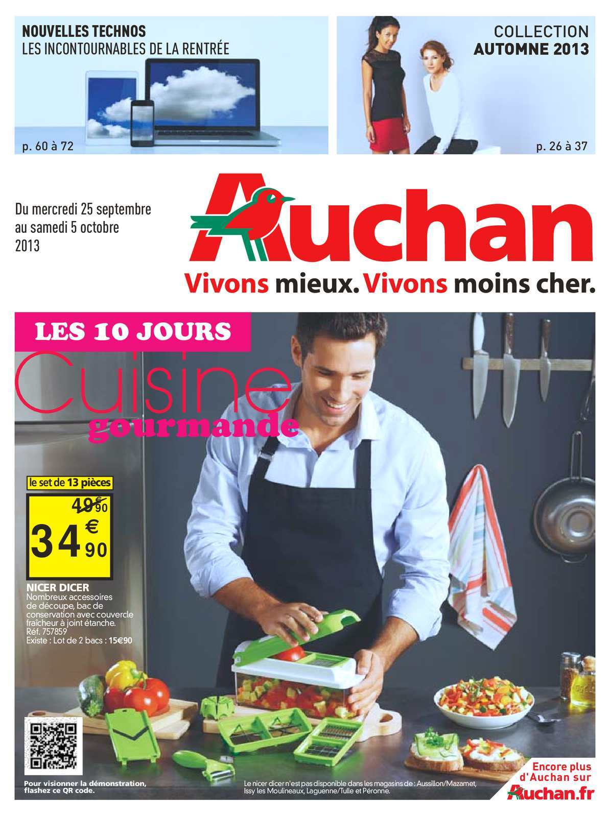 Calaméo Auchan