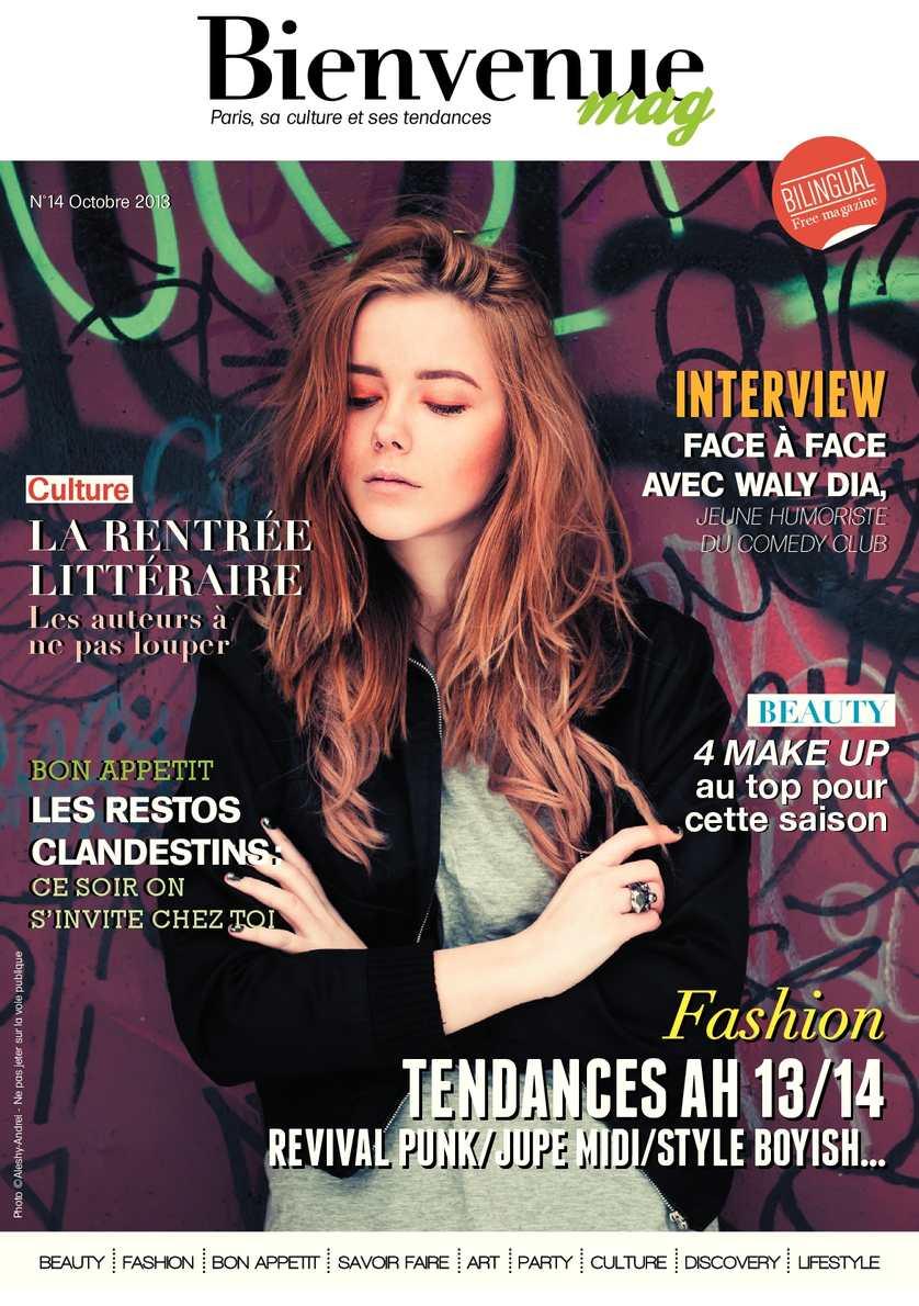 Calaméo - Bienvenue Mag N°14 Octobre 2013 1bbe2c451558