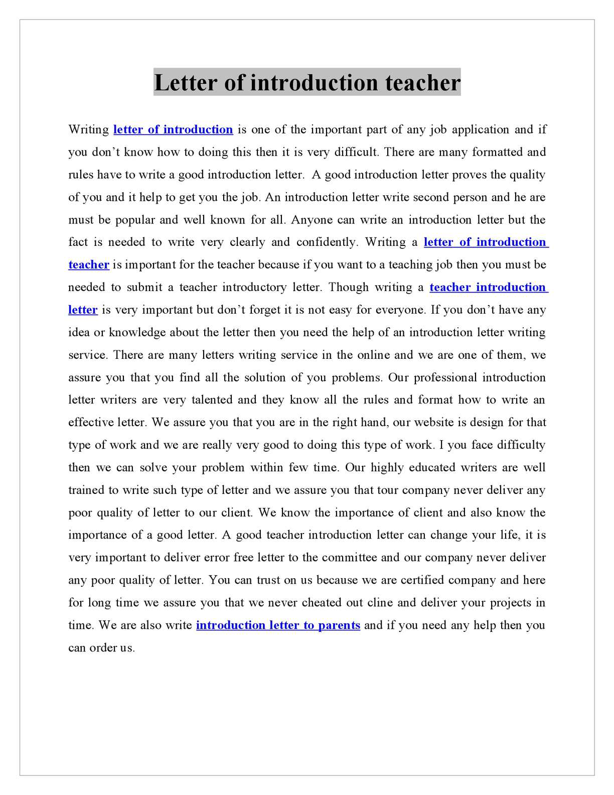 What Is A Letter Of Introduction For Teachers from p.calameoassets.com
