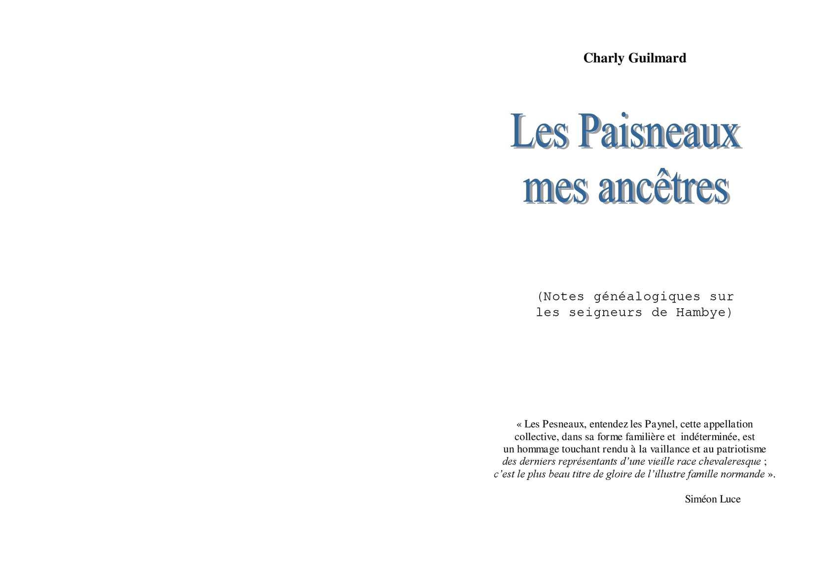 Calaméo - Famille Paisnel 0e42e491b3