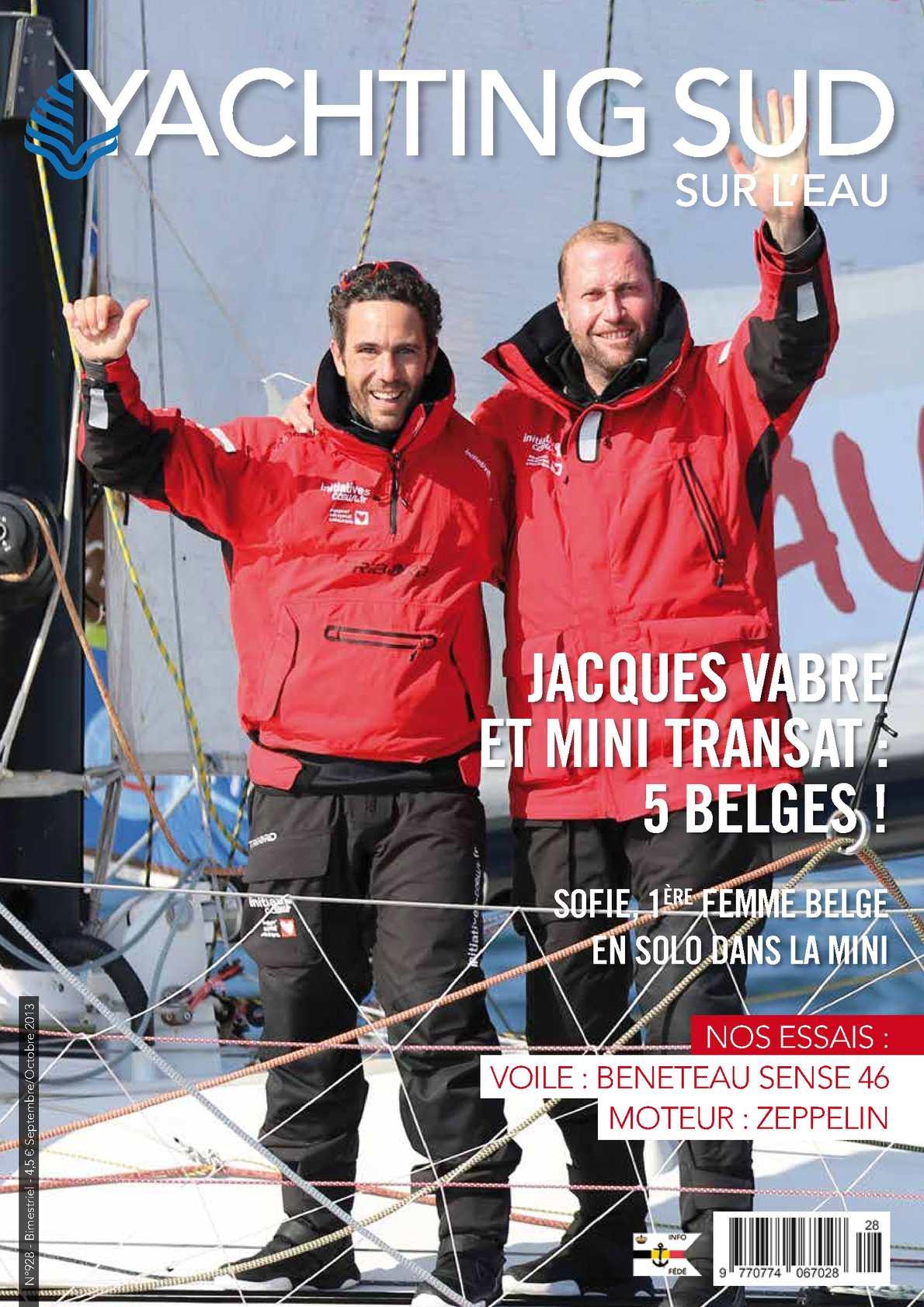 Yachting 928promoSept 2013 Calaméo L'eau Sud Sur octobre OXwPk8Nn0Z