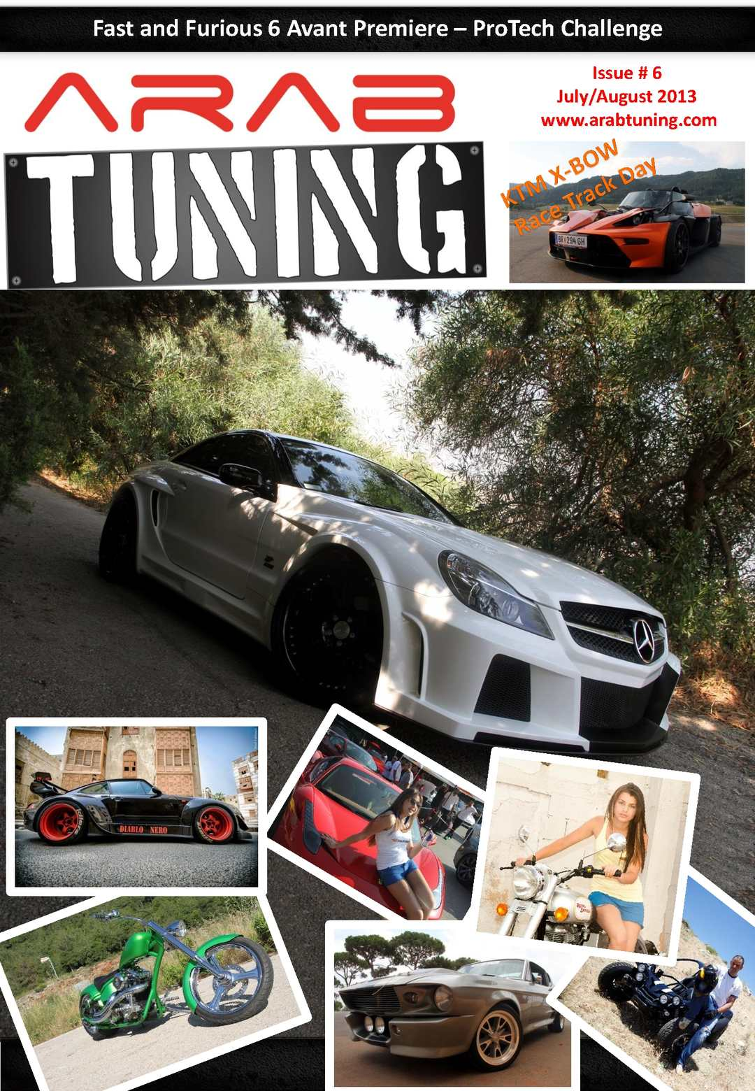 Calaméo - Arab Tuning issue # 6 July/August 2013