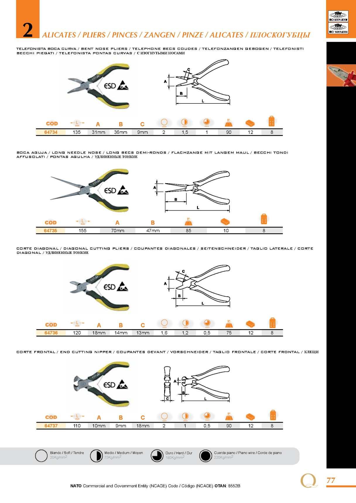 Egamaster Llave mastergear doble 12-15mm