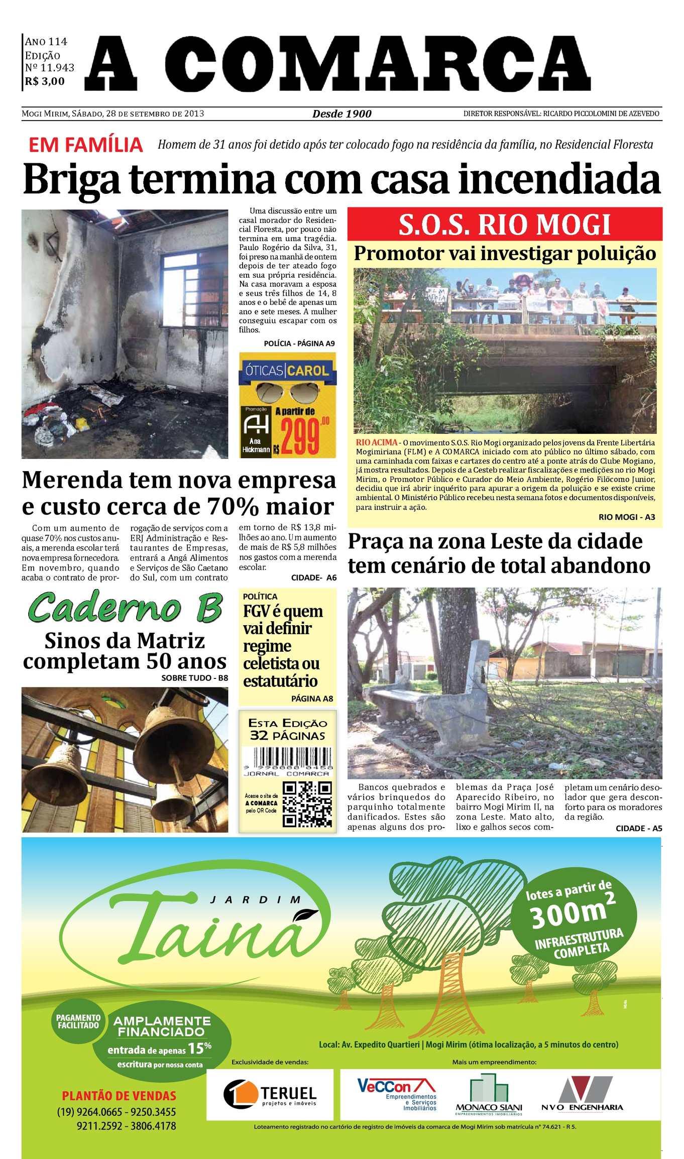 d21e8c48d74d1 Calaméo - A Comarca