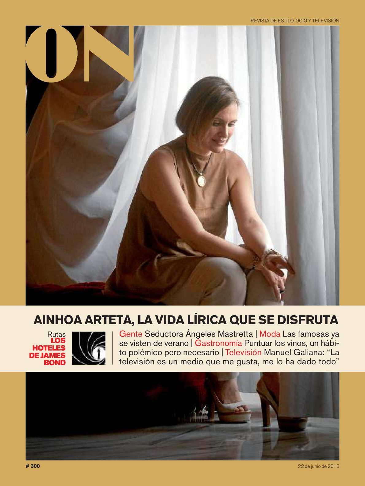 Actrices Porno Bizca calaméo - on revista de ocio y estilo 20130622