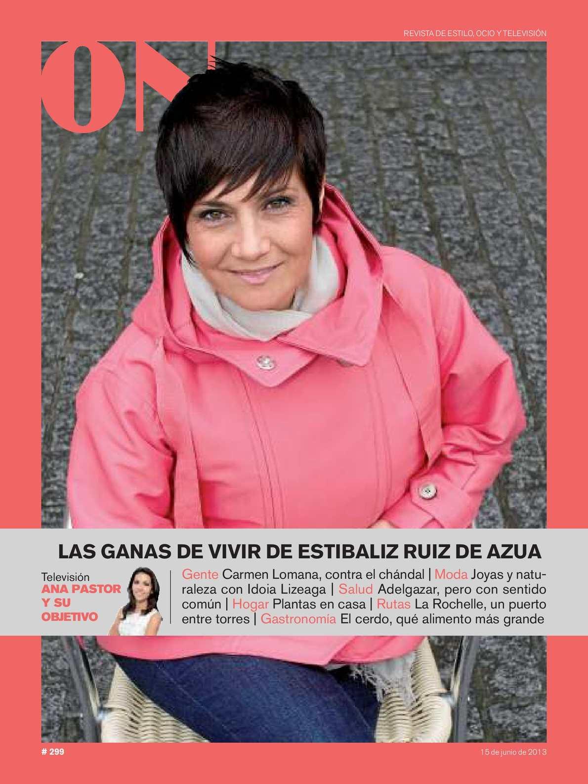 c925e8170 Calaméo - ON Revista de Ocio y Estilo 20130615