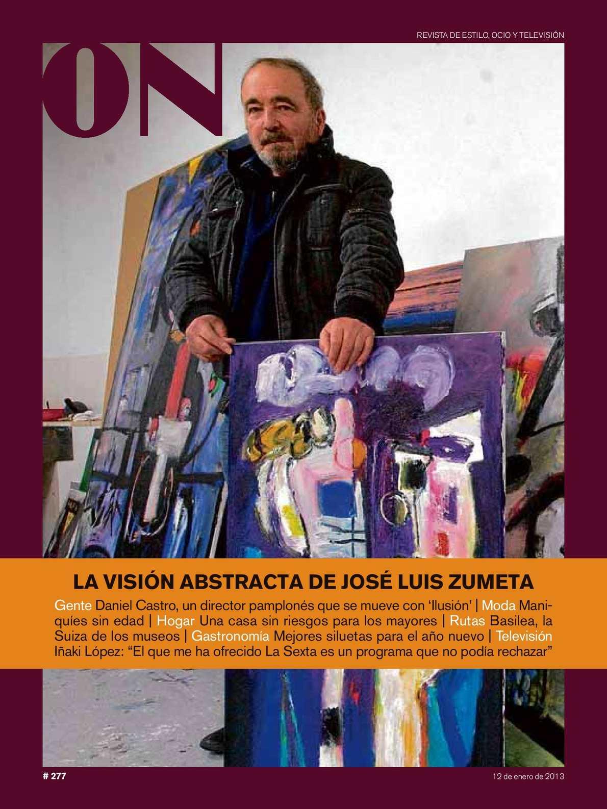 bae0d06bc5 Calaméo - ON Revista de Ocio y Estilo 20130112