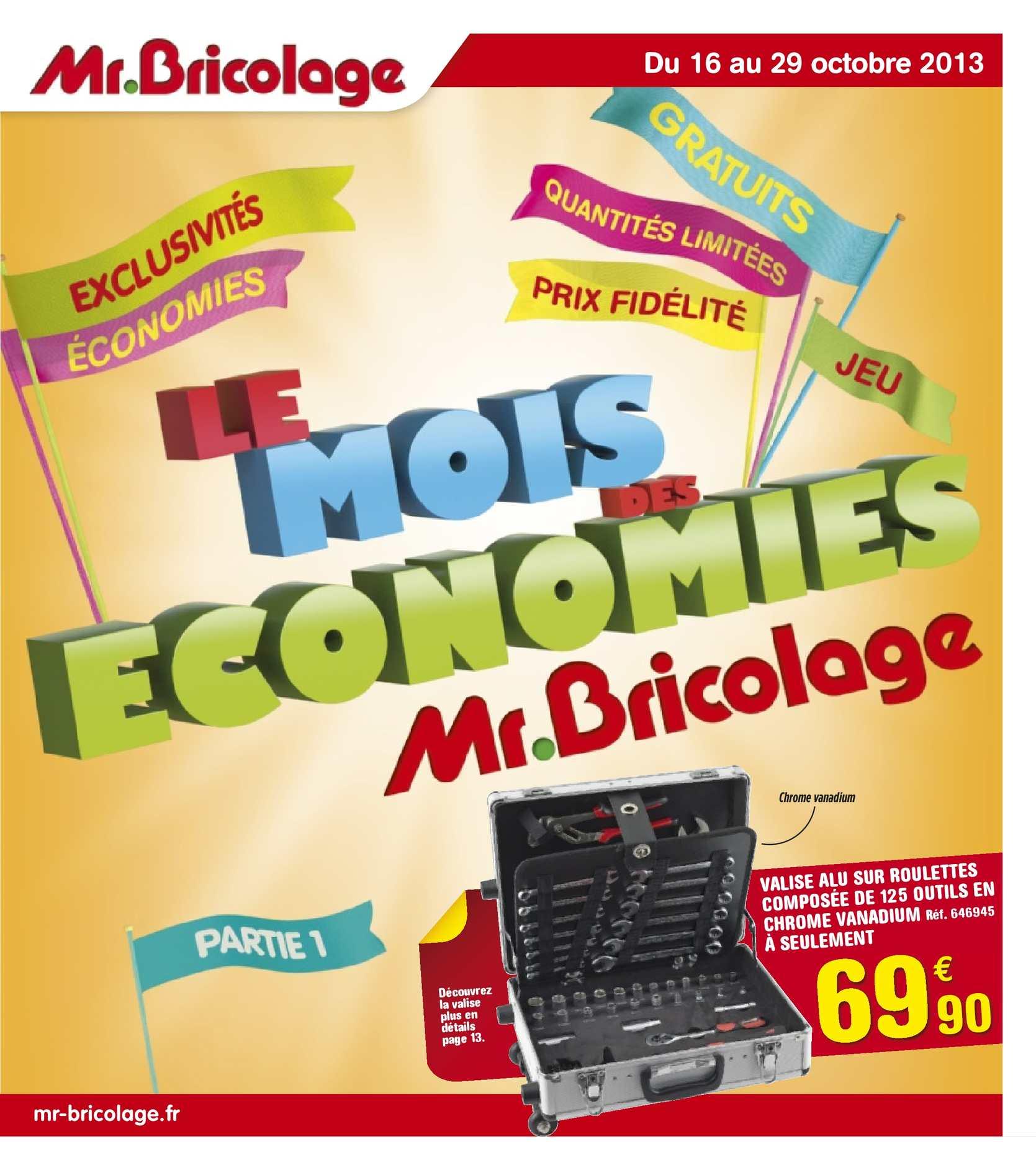 Calaméo Mrbricolage Catalogue Mois Des économies