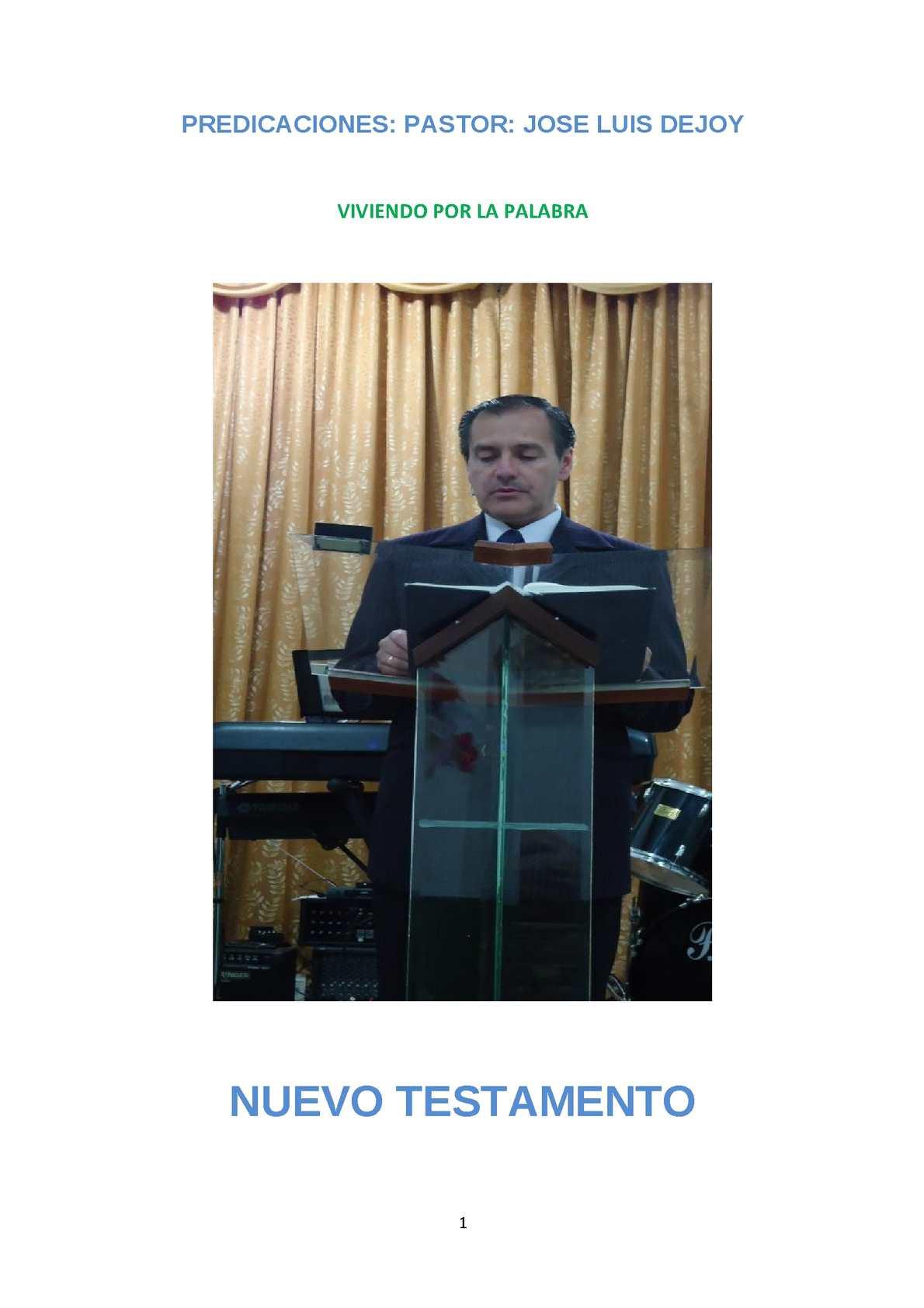 La Por Testamento PalabraNuevo Calaméo Viviendo eWHYID2Eb9