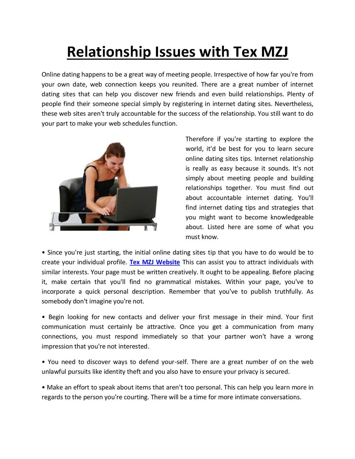 Internet Dating Site Builder