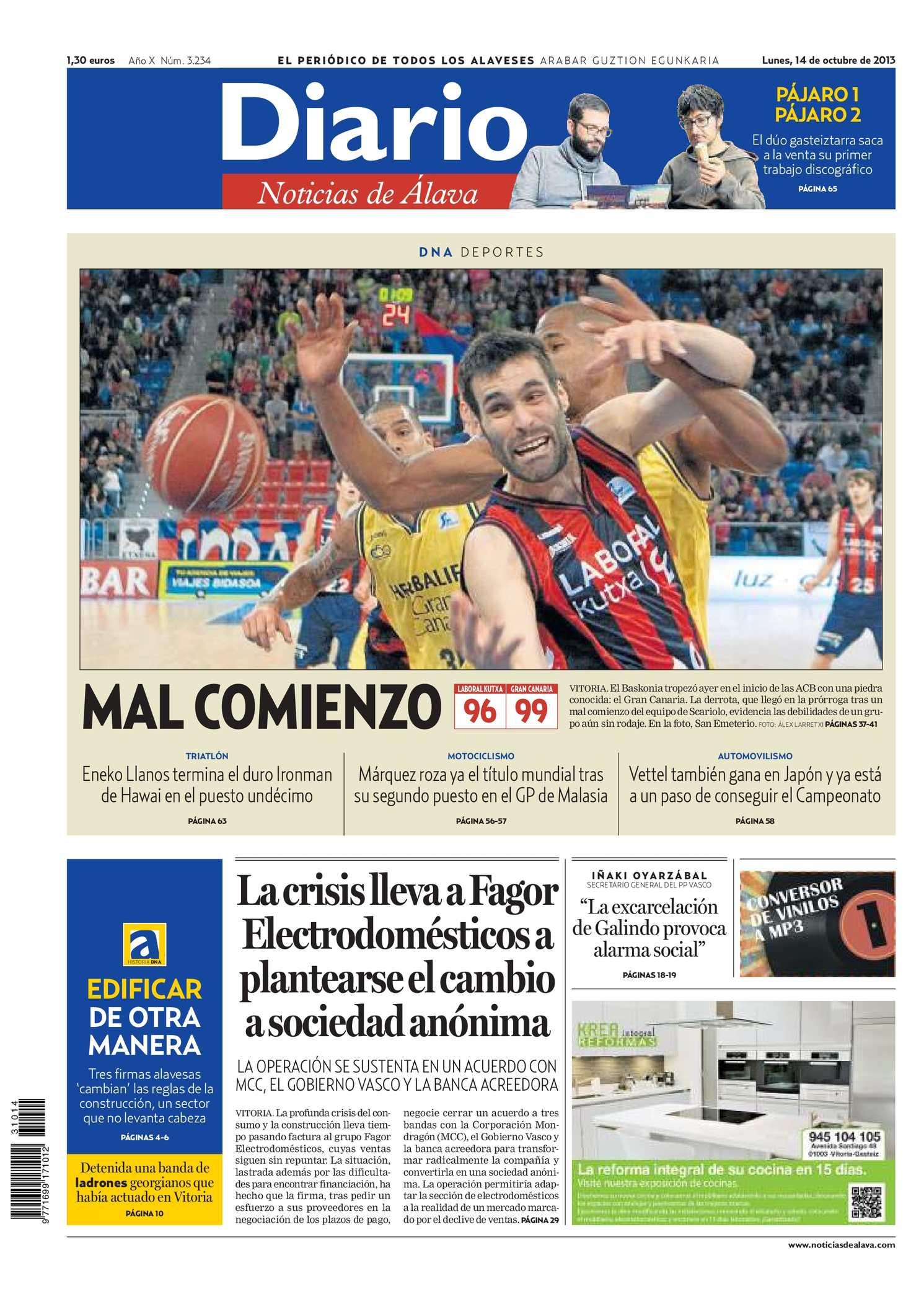 Calameo Diario De Noticias De Alava 20131014