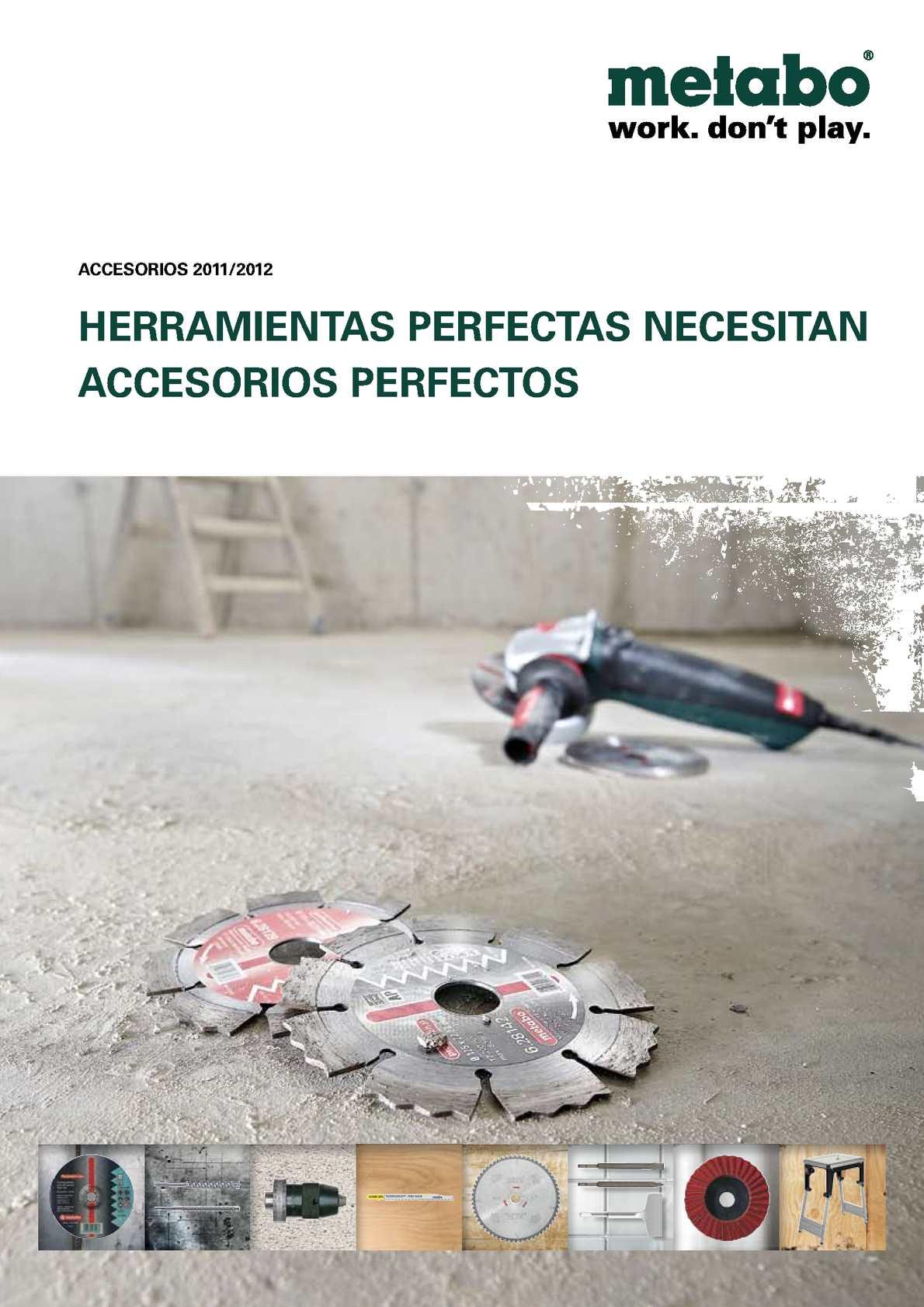 Metabo Flexiarapid 115x0,8x22,2mm acero