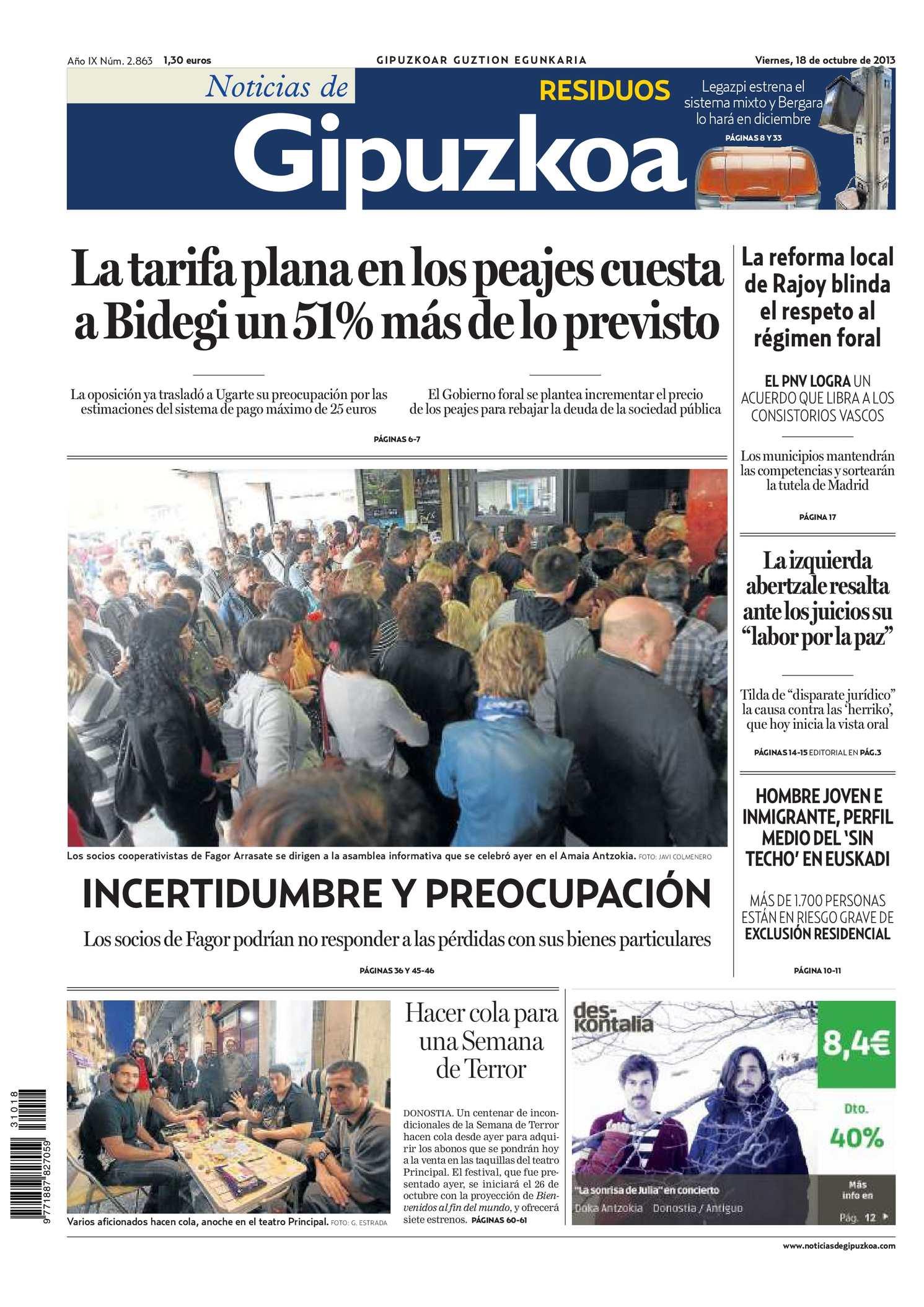 2ce892c09819 Calaméo - Noticias de Gipuzkoa 20131018