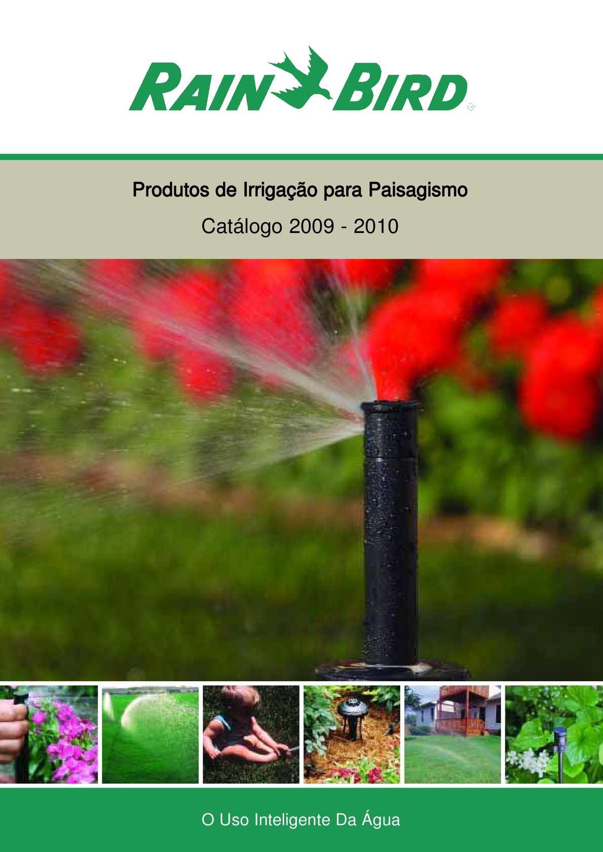 Calaméo - Catálogo Rain Bird - MR Sistemas de Irrigação