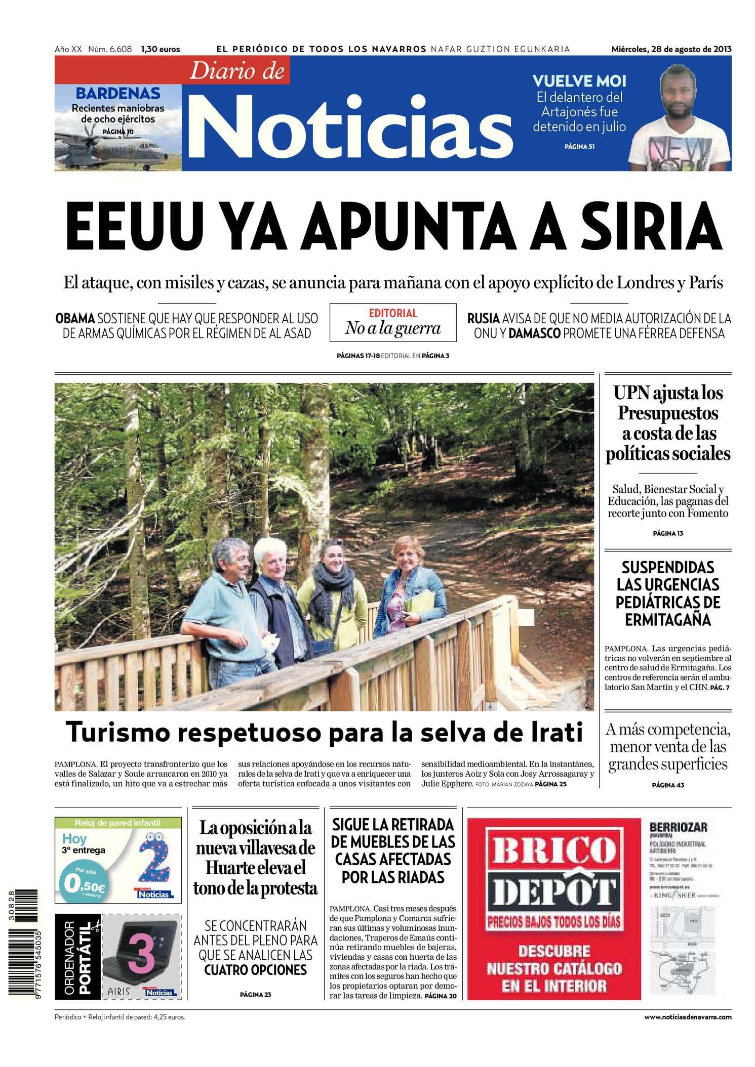 c7c528f922 Calaméo - Diario de Noticias 20130828