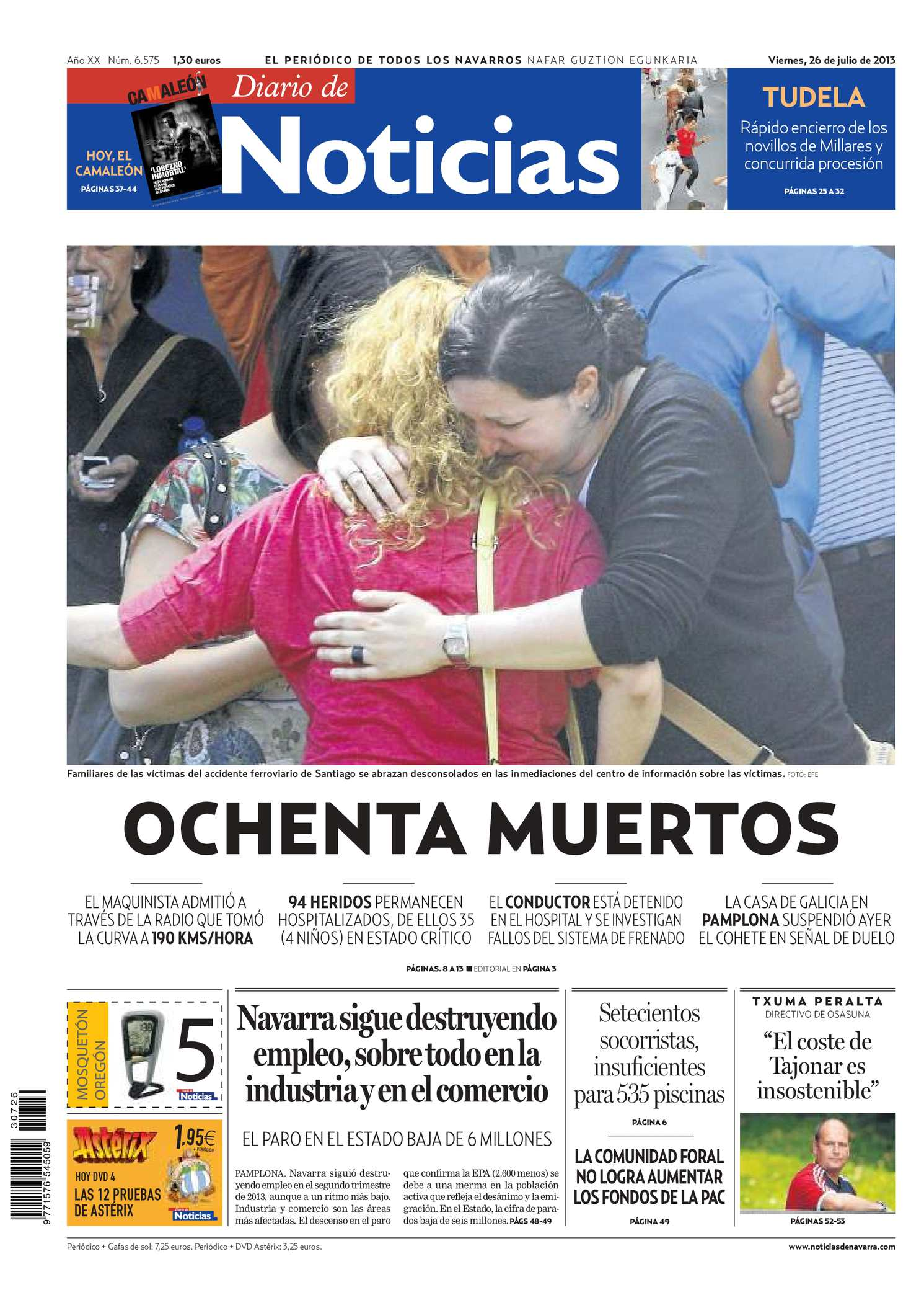 59347cc029f8 Calaméo - Diario de Noticias 20130726