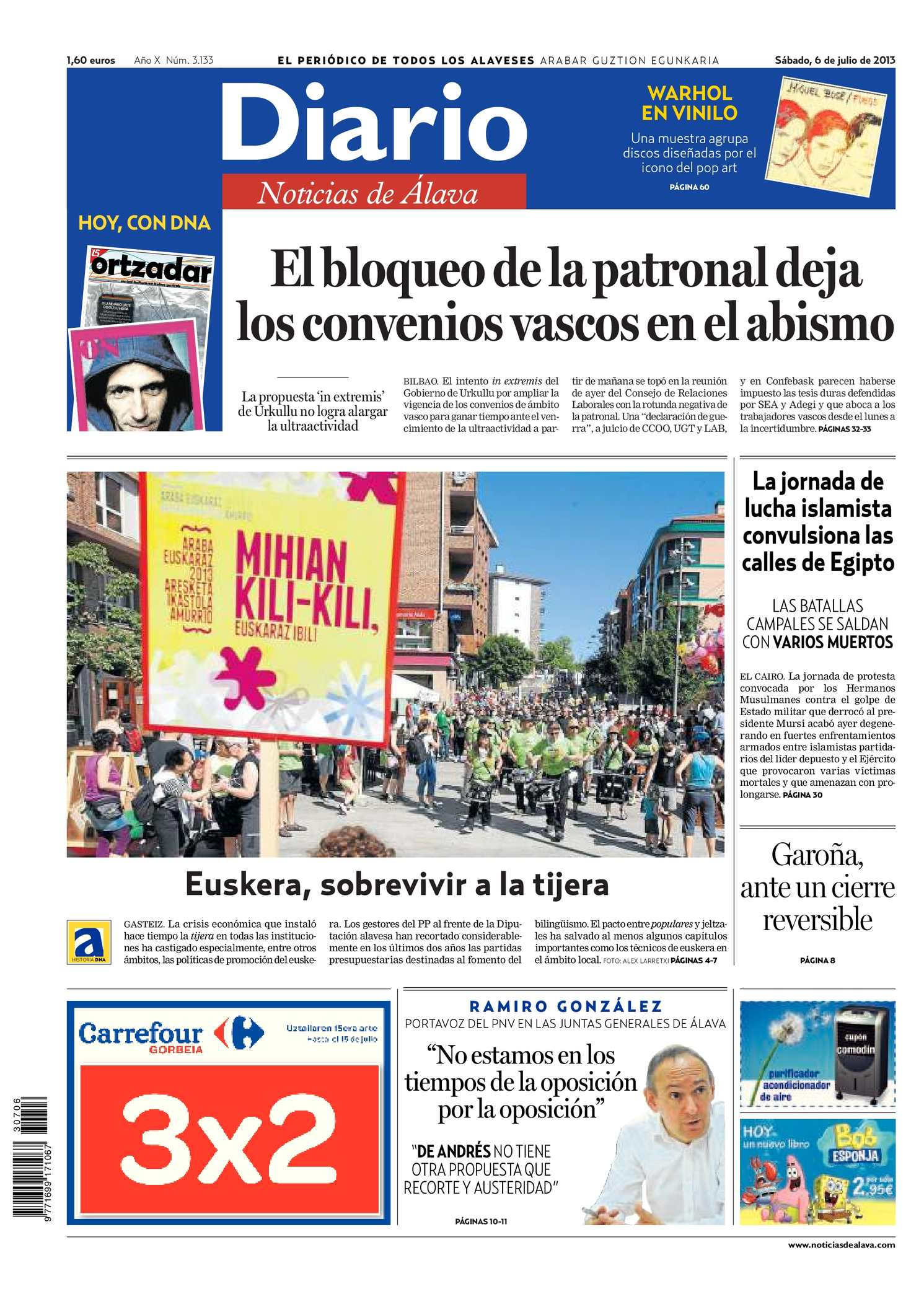 2d4e4e320 Calaméo - Diario de Noticias de Álava 20130706