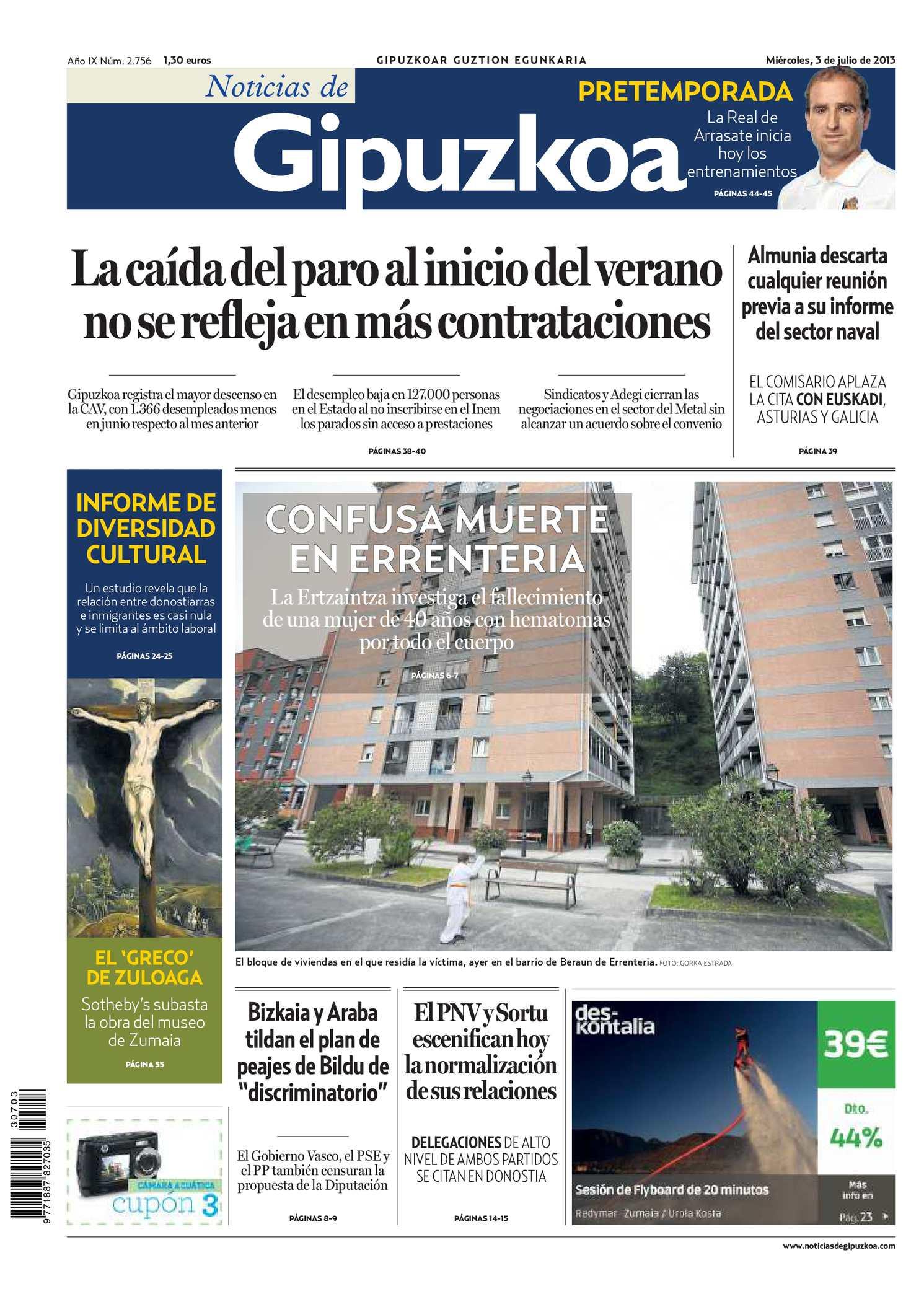 04fe22c11cda Calaméo - Noticias de Gipuzkoa 20130703