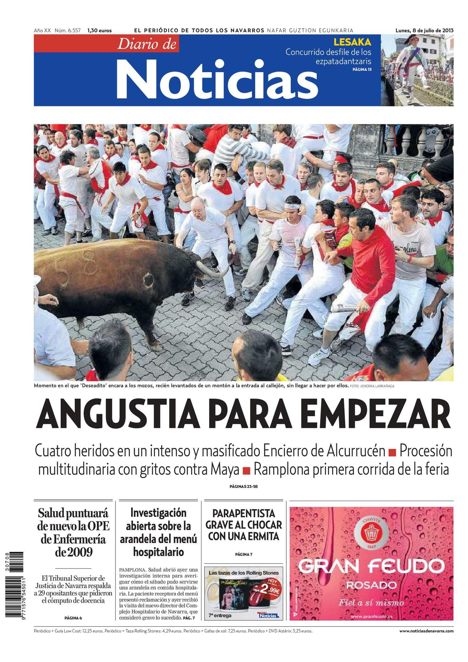 Calendario Escolar 2020 16 Cantabria.Calameo Diario De Noticias 20130708