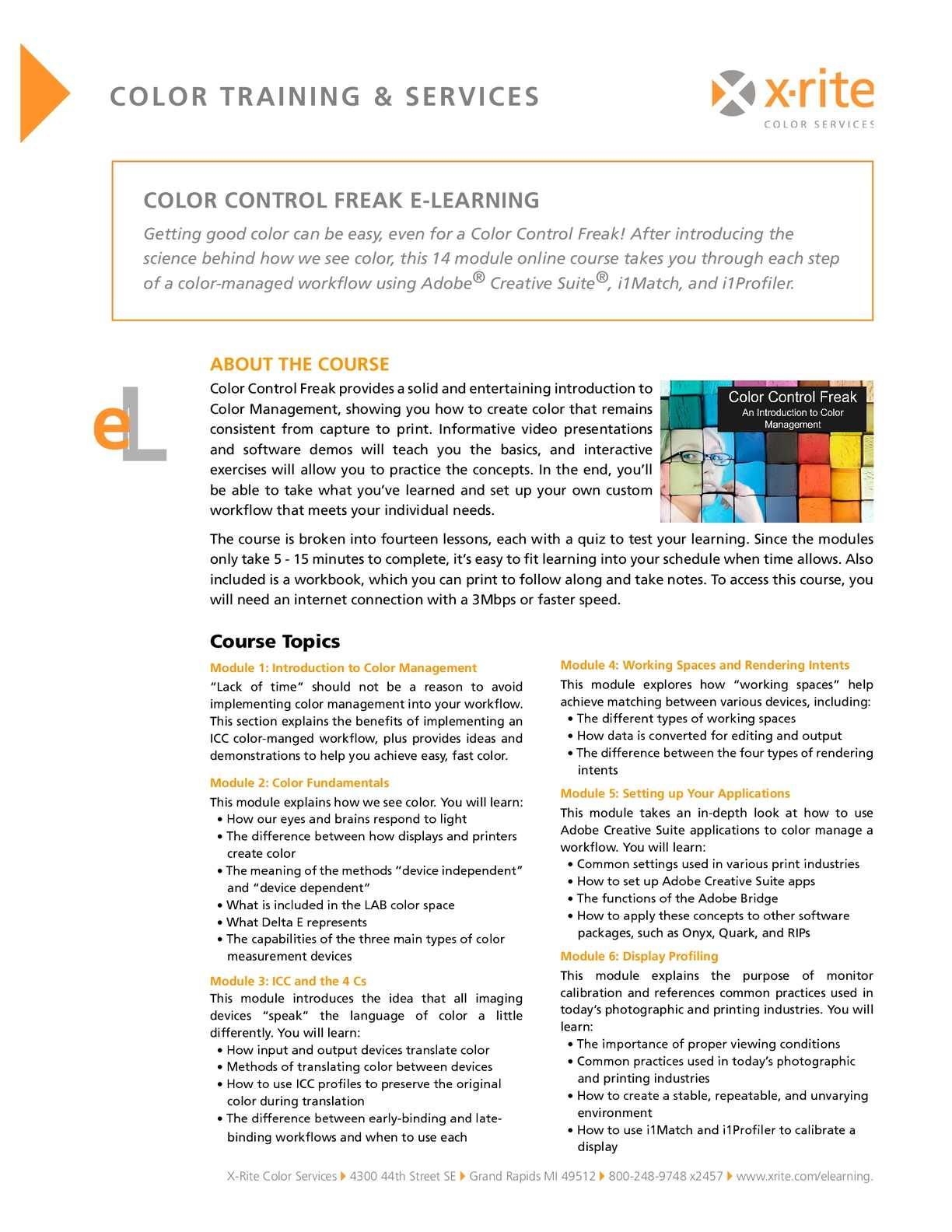 Calaméo - Color Control Freak-eLearning