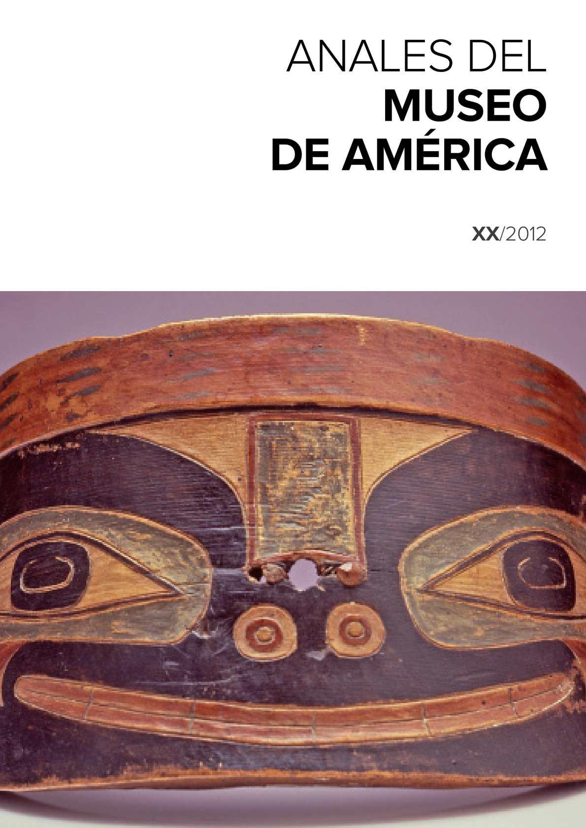 Calaméo - Anales del Museo de América XX 2012 98bc44dd6f88