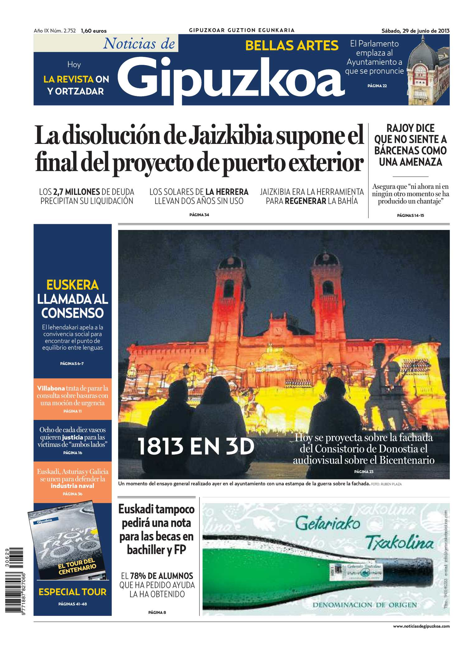 Calaméo - Noticias de Gipuzkoa 20130629 1ceefee9aace5