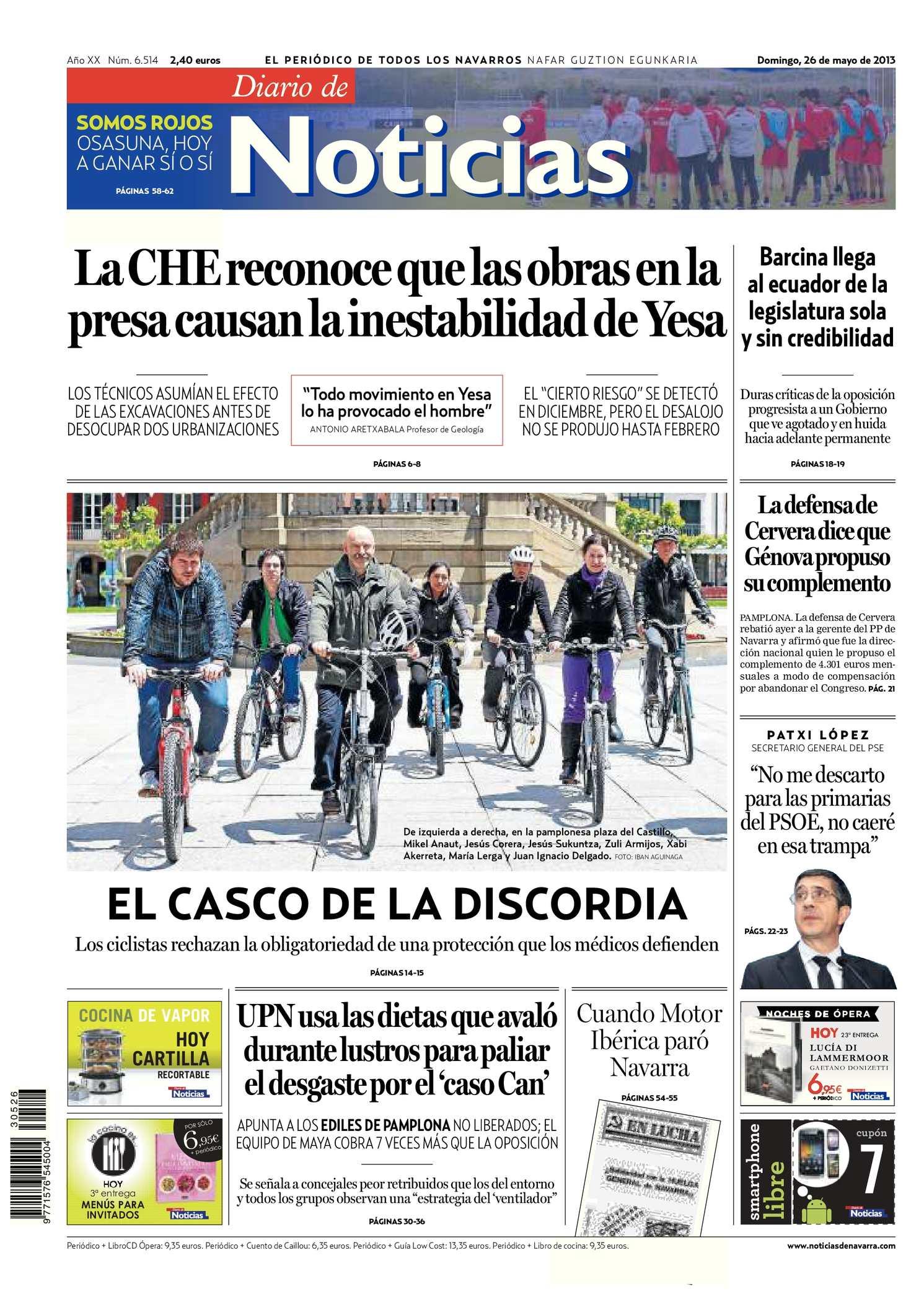 c60141b8ea4e6 Calaméo - Diario de Noticias 20130526