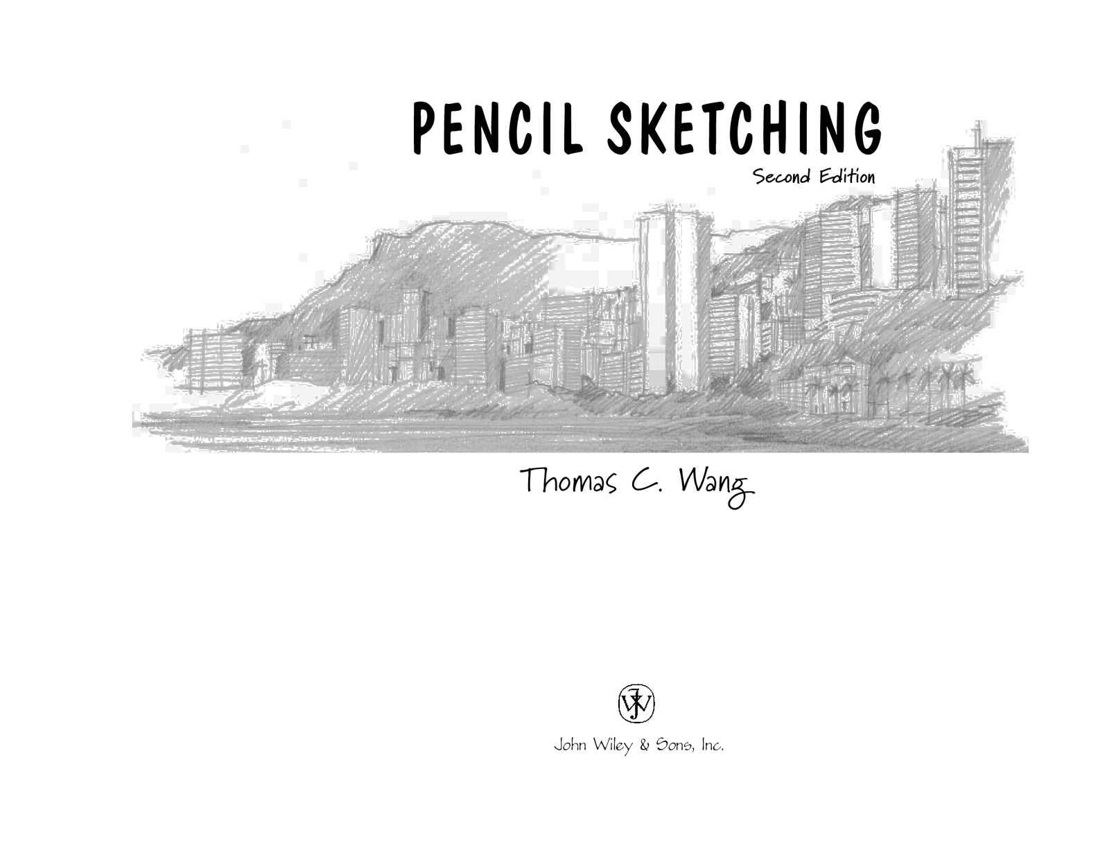Calaméo pencil sketching