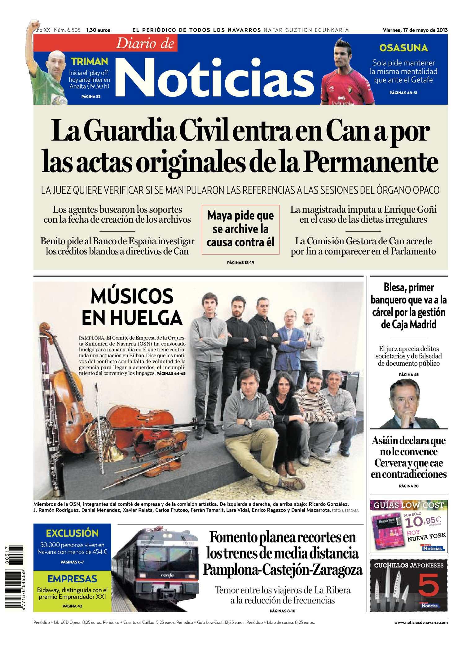 Calaméo - Diario de Noticias 20130517 68d45da45f09