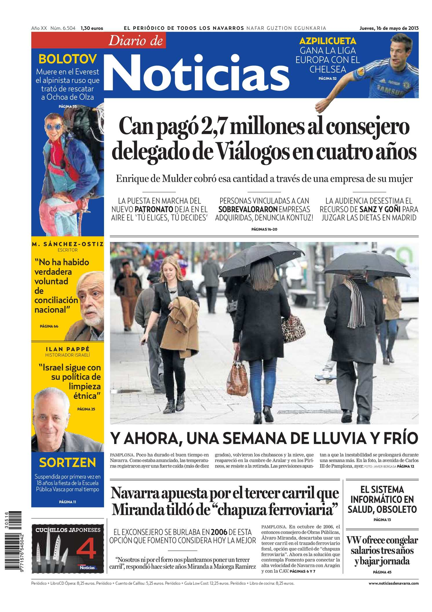Calaméo - Diario de Noticias 20130516 c26ef66782d9