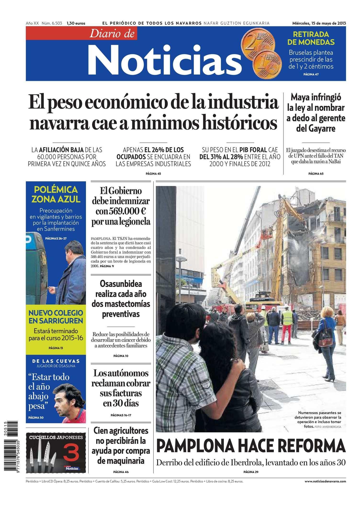 Calaméo - Diario de Noticias 20130515 972320b4414