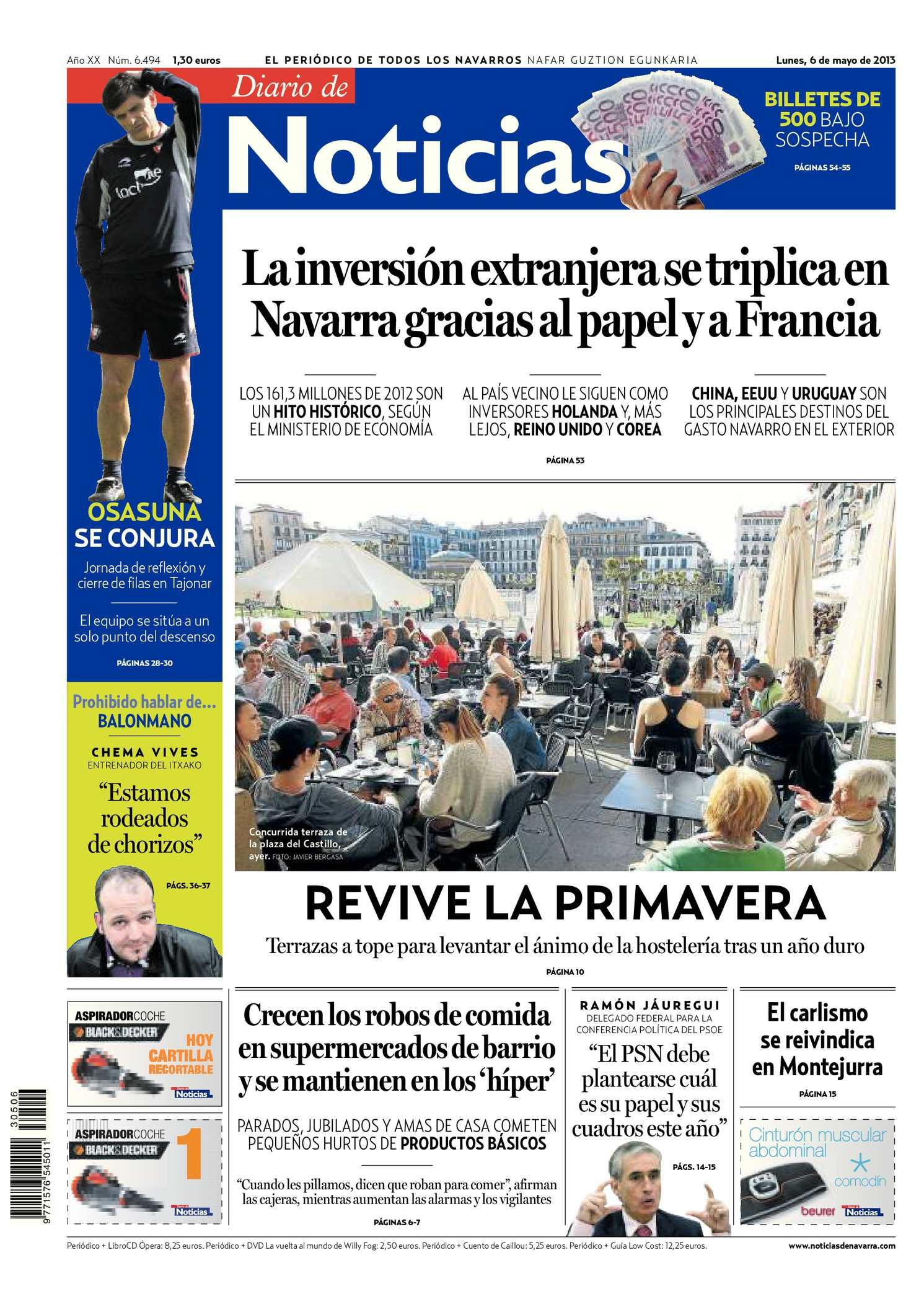 Calaméo - Diario de Noticias 20130506 50305814002