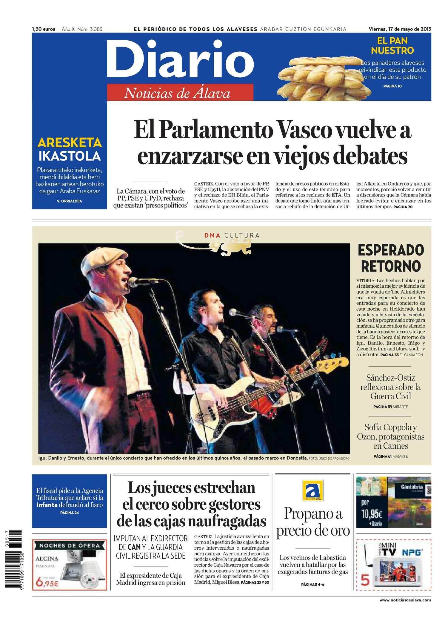 Araceli Playa Porno Iputas calaméo - diario de noticias de Álava 20130517