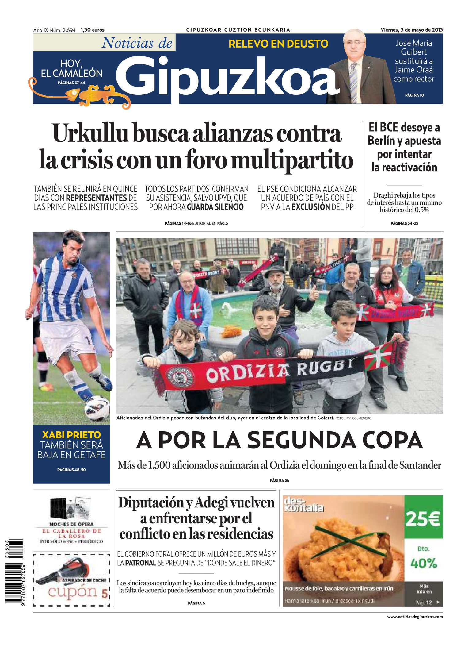 Calameo Noticias De Gipuzkoa 20130503