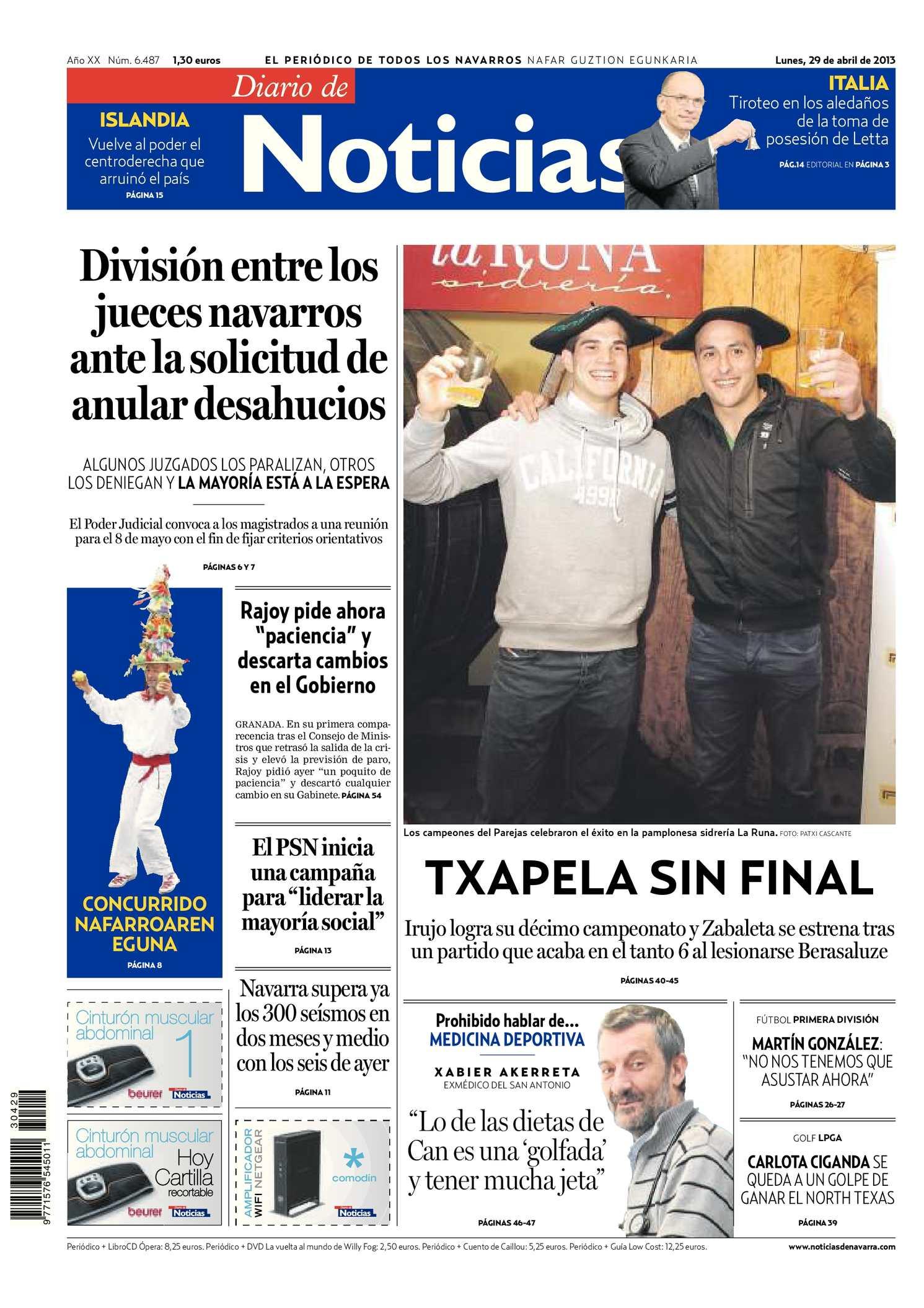 Calaméo Diario De Noticias 20130429