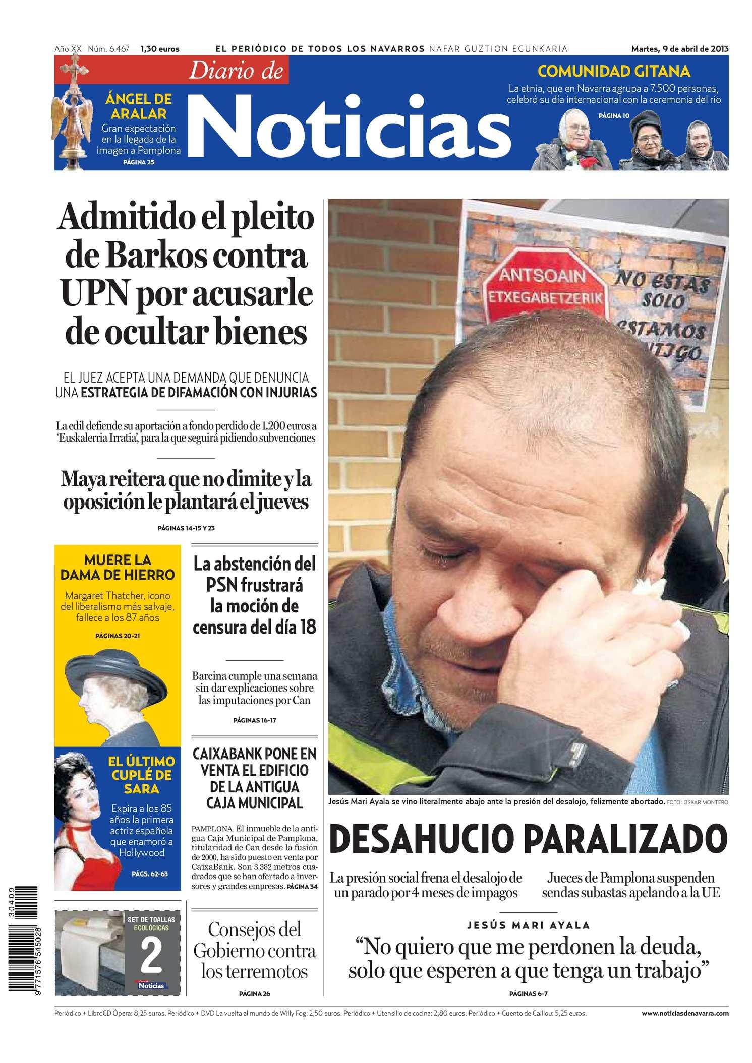 b011fc6fe3a0a9 Calaméo - Diario de Noticias 20130409