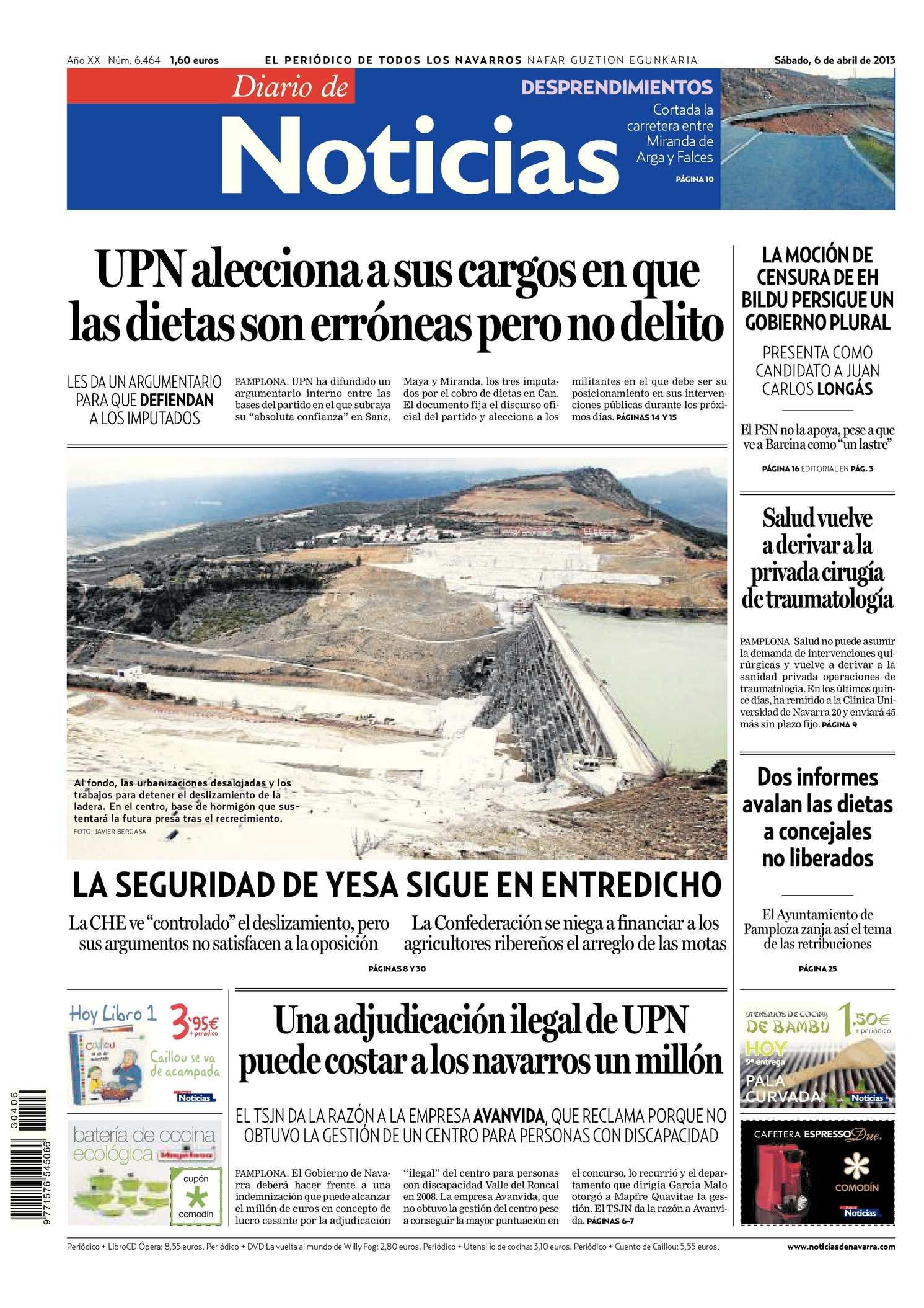 Calaméo - Diario de Noticias 20130406