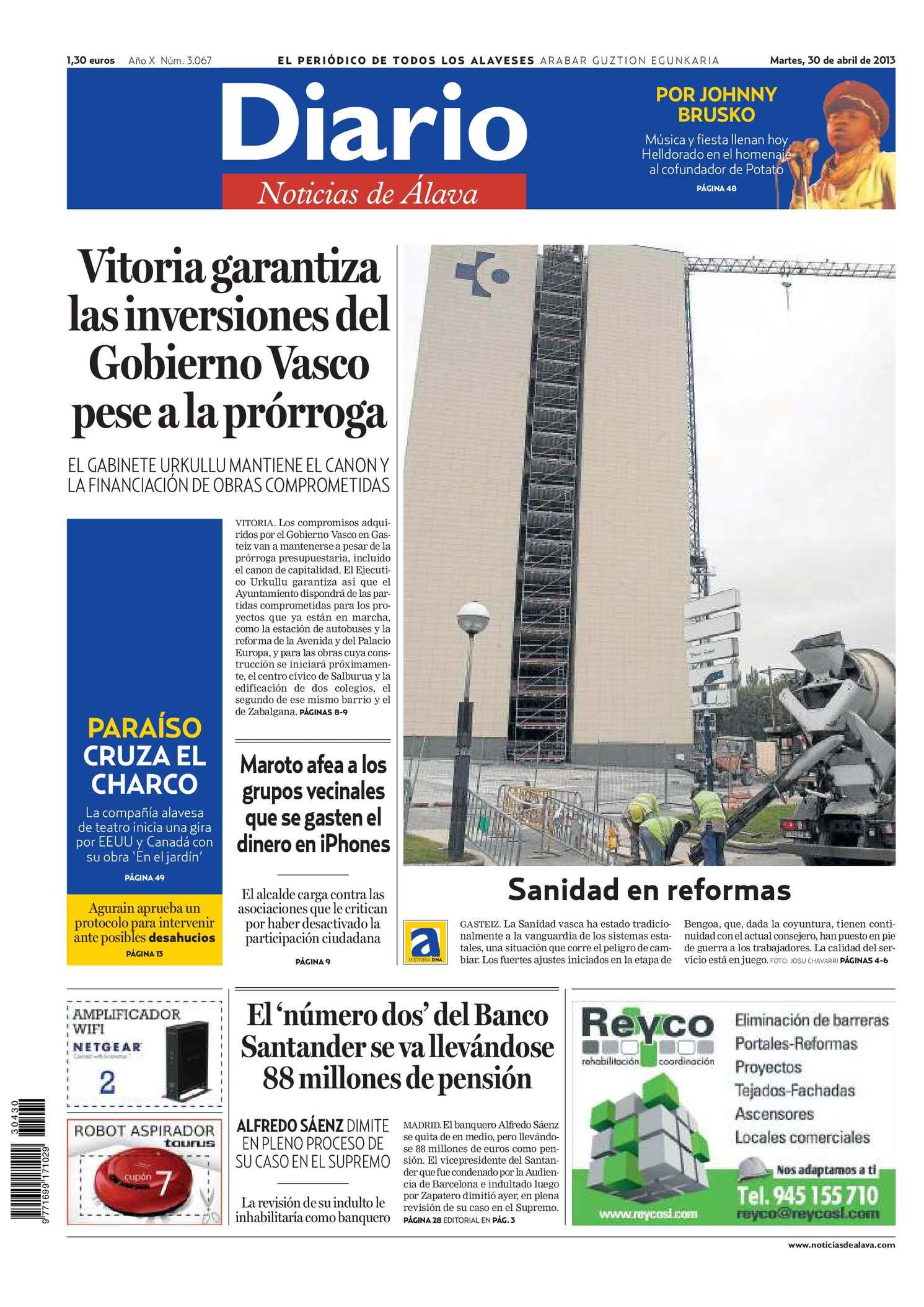 2450b9c66ba Calaméo - Diario de Noticias de Álava 20130430